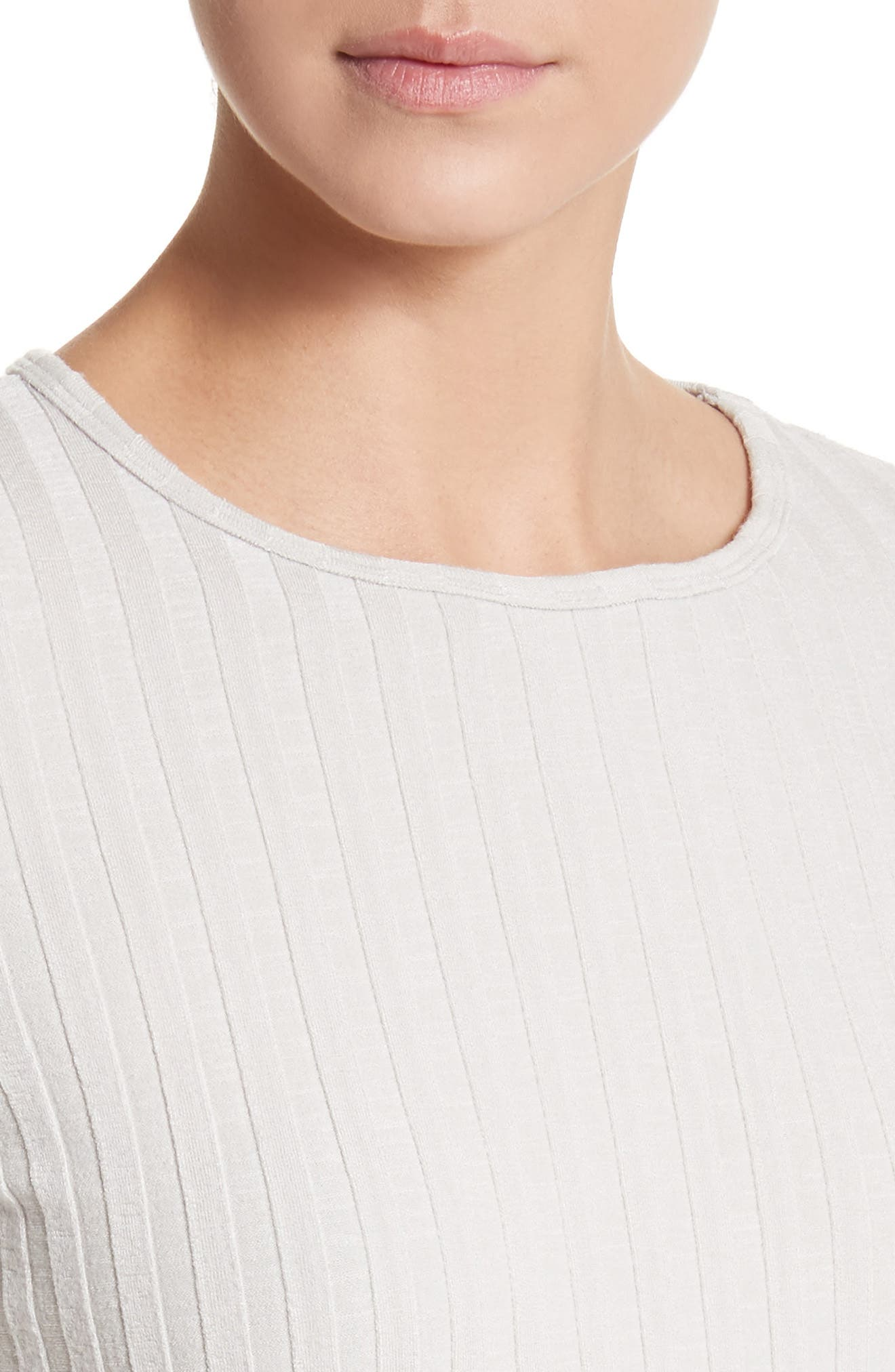 Alternate Image 6  - Simon Miller Devola Rib Knit Tee