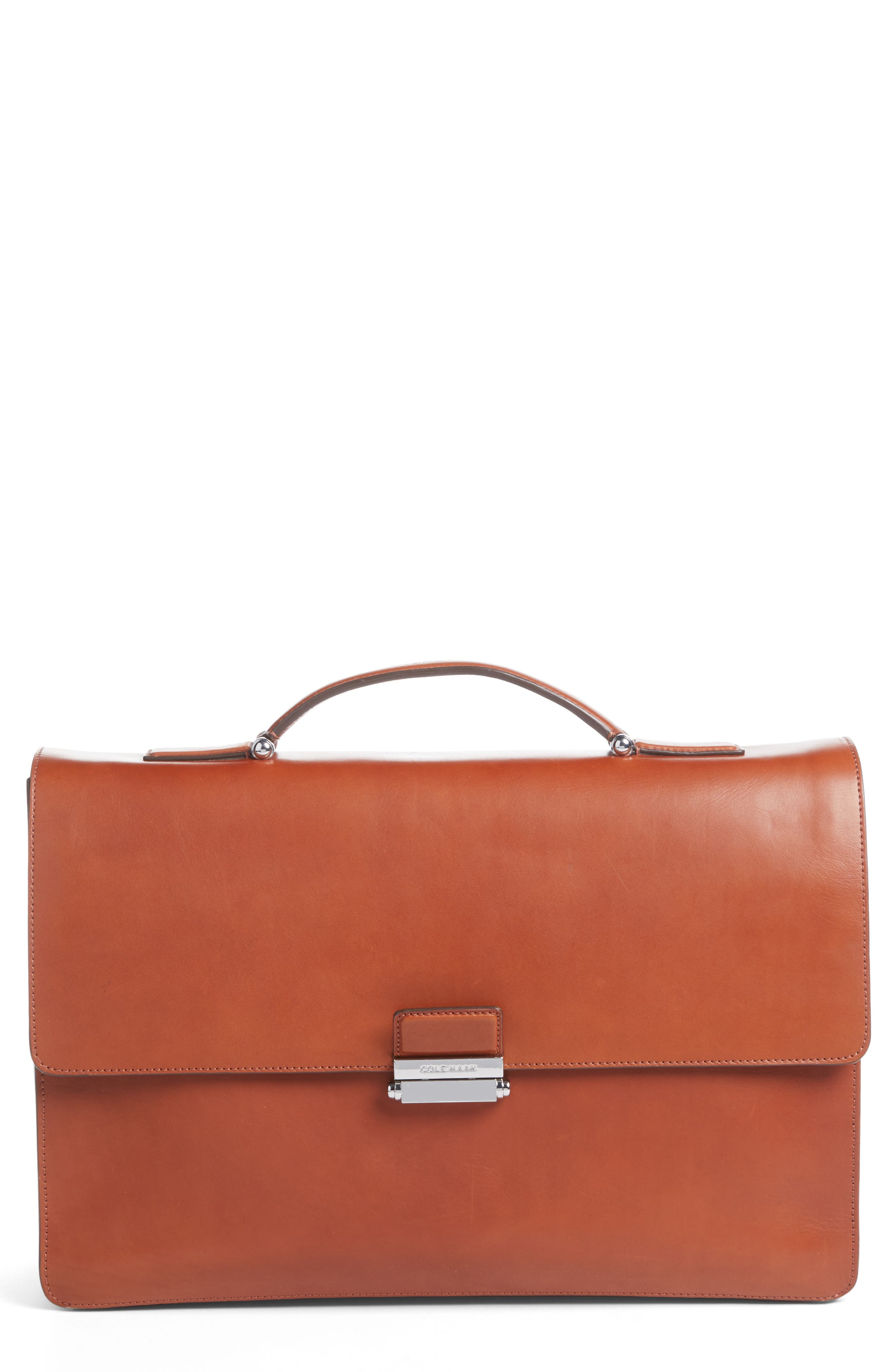 Cole Haan Leather Briefcase