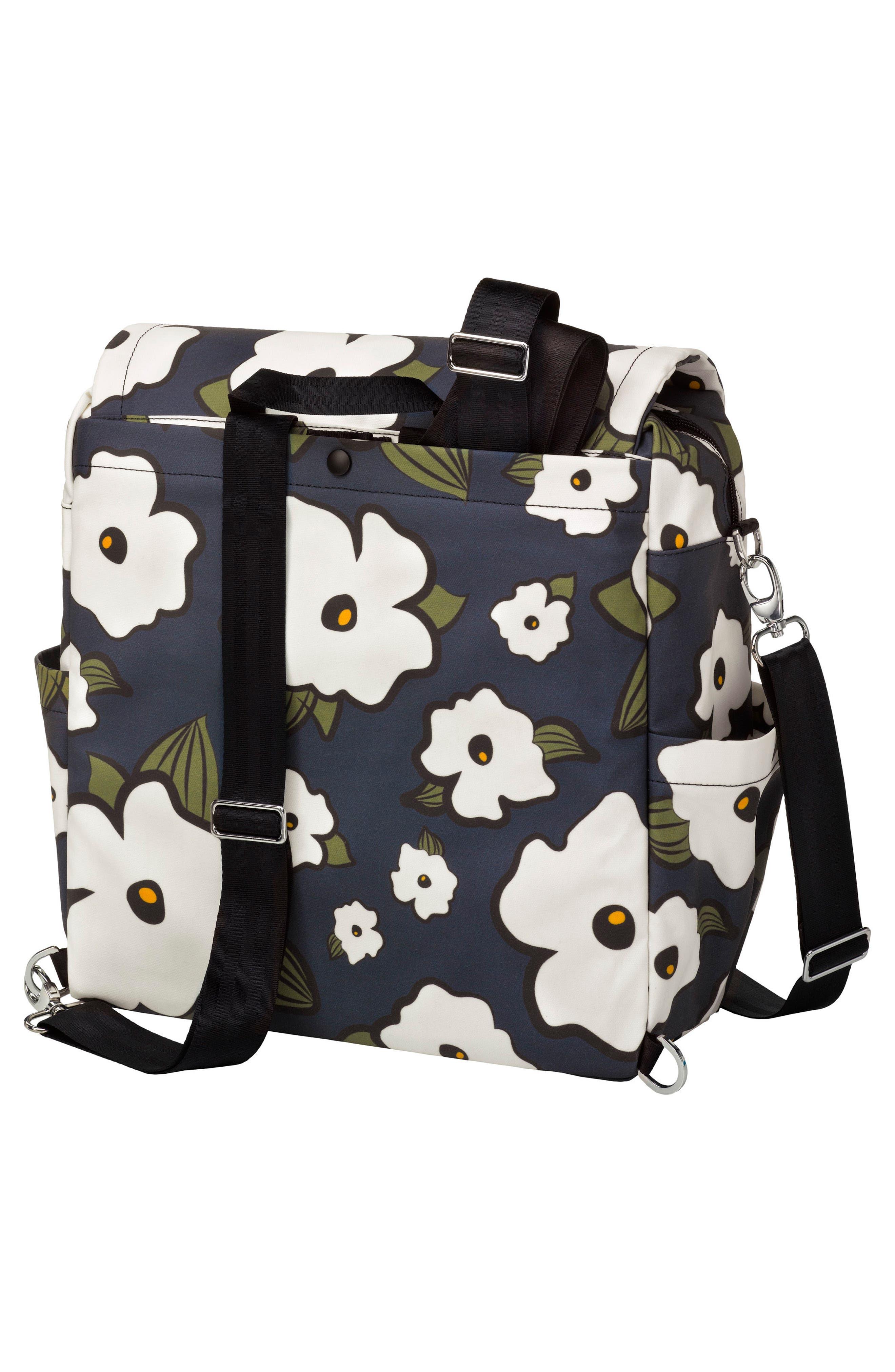 Alternate Image 2  - Petunia Pickle Bottom 'Boxy Glazed' Diaper Bag
