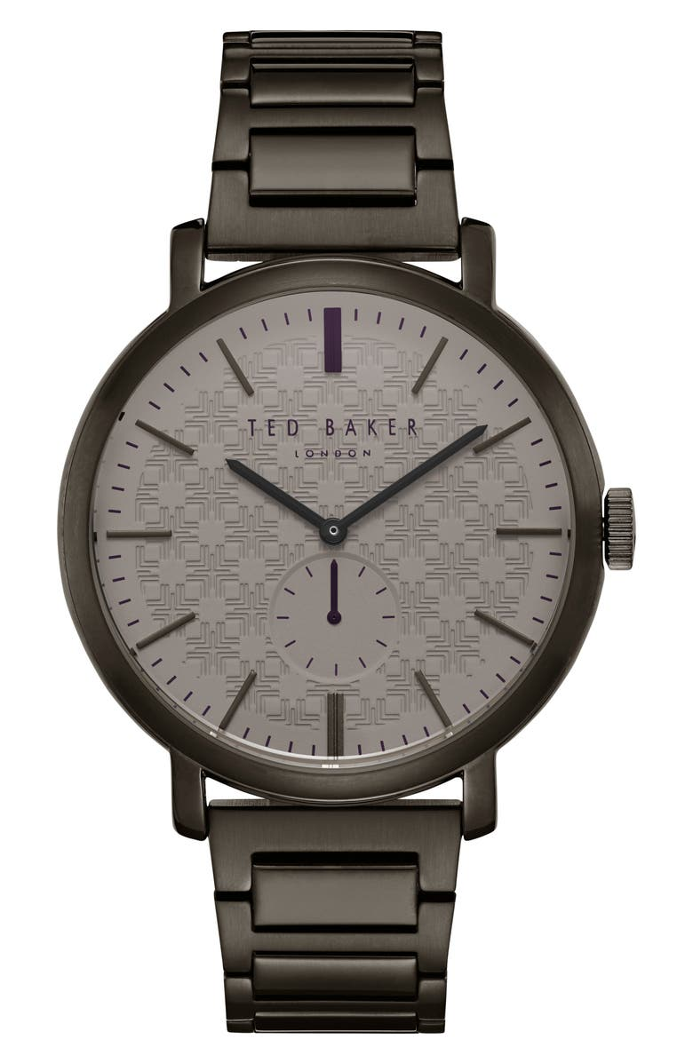 Men's Ted Baker London Trent Bracelet Watch, 44Mm