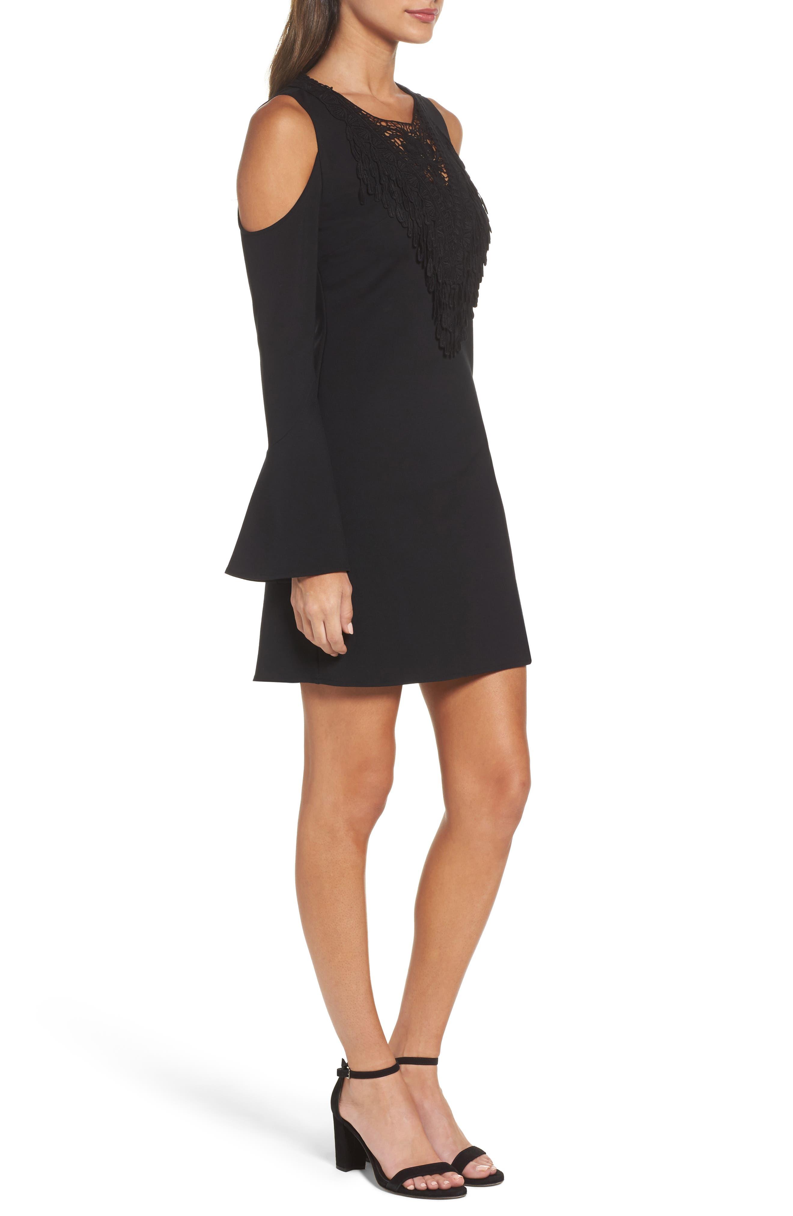 Alternate Image 3  - Kobi Halperin Brie Double Knit Shift Dress (Nordstrom Exclusive)
