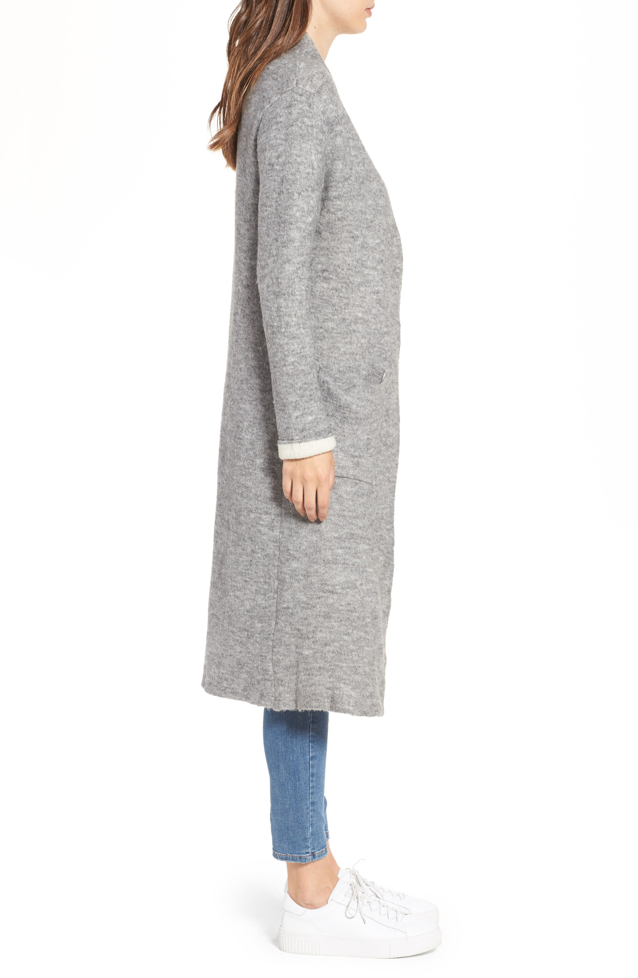 Alternate Image 4  - Lost + Wander Astrid Duster Sweater