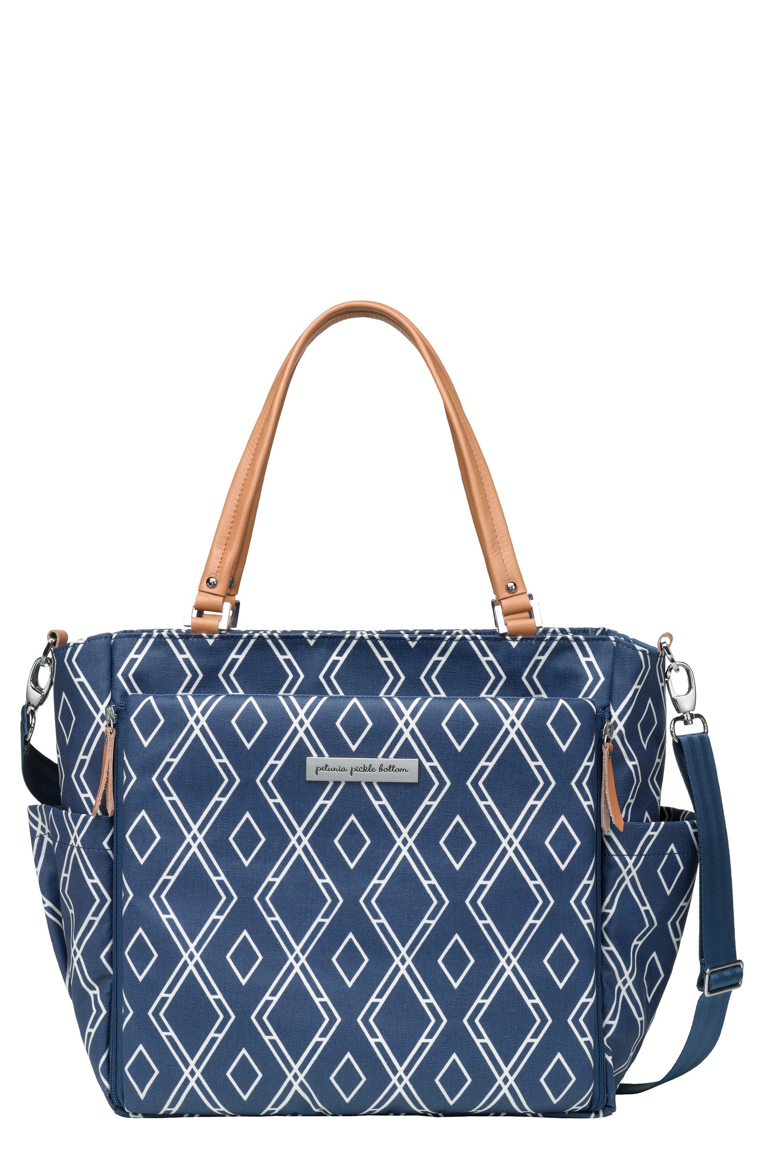 Petunia Pickle Bottom City Carryall Diaper Bag