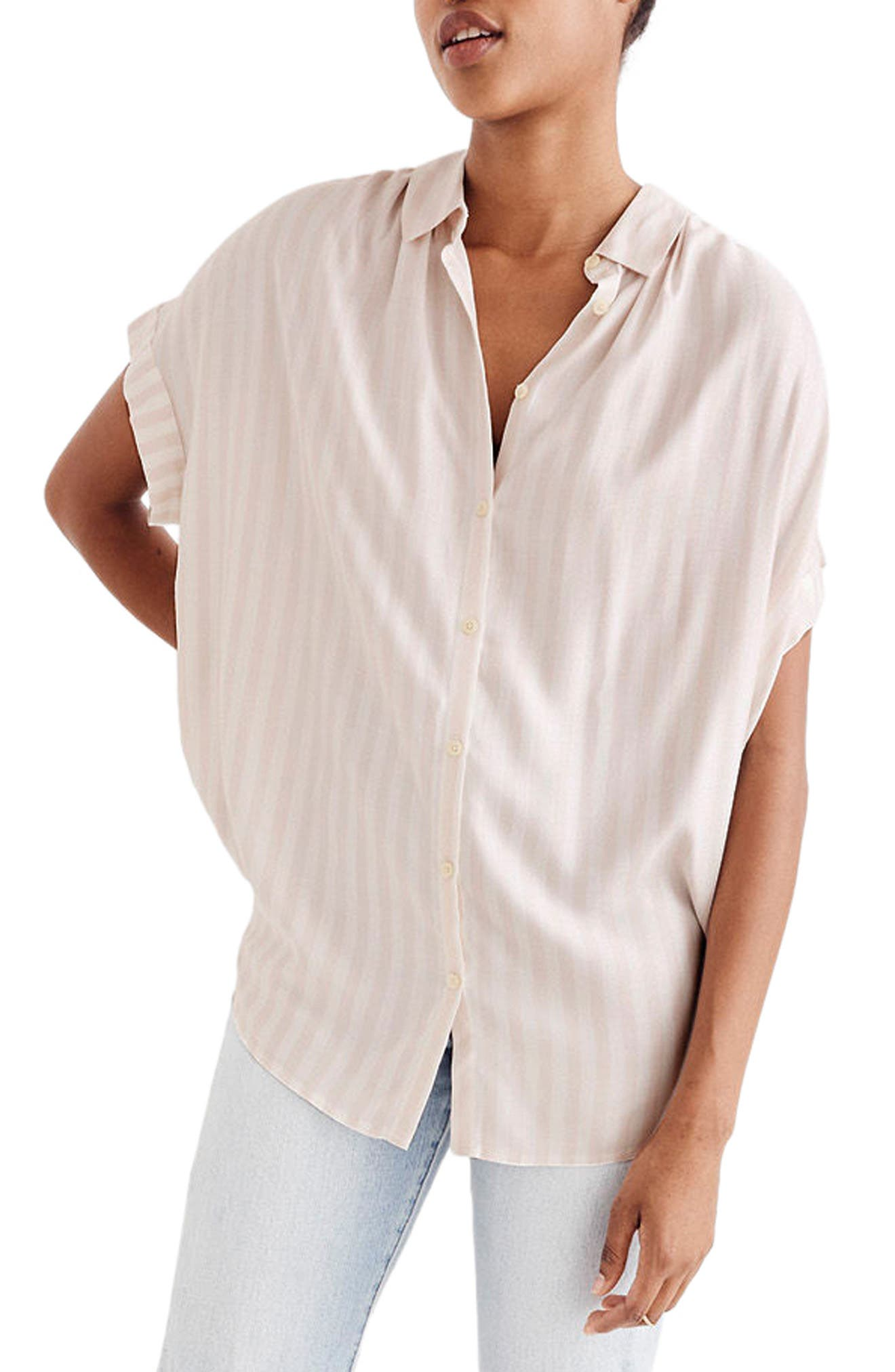 Alternate Image 1 Selected - Madewell Central Shirt