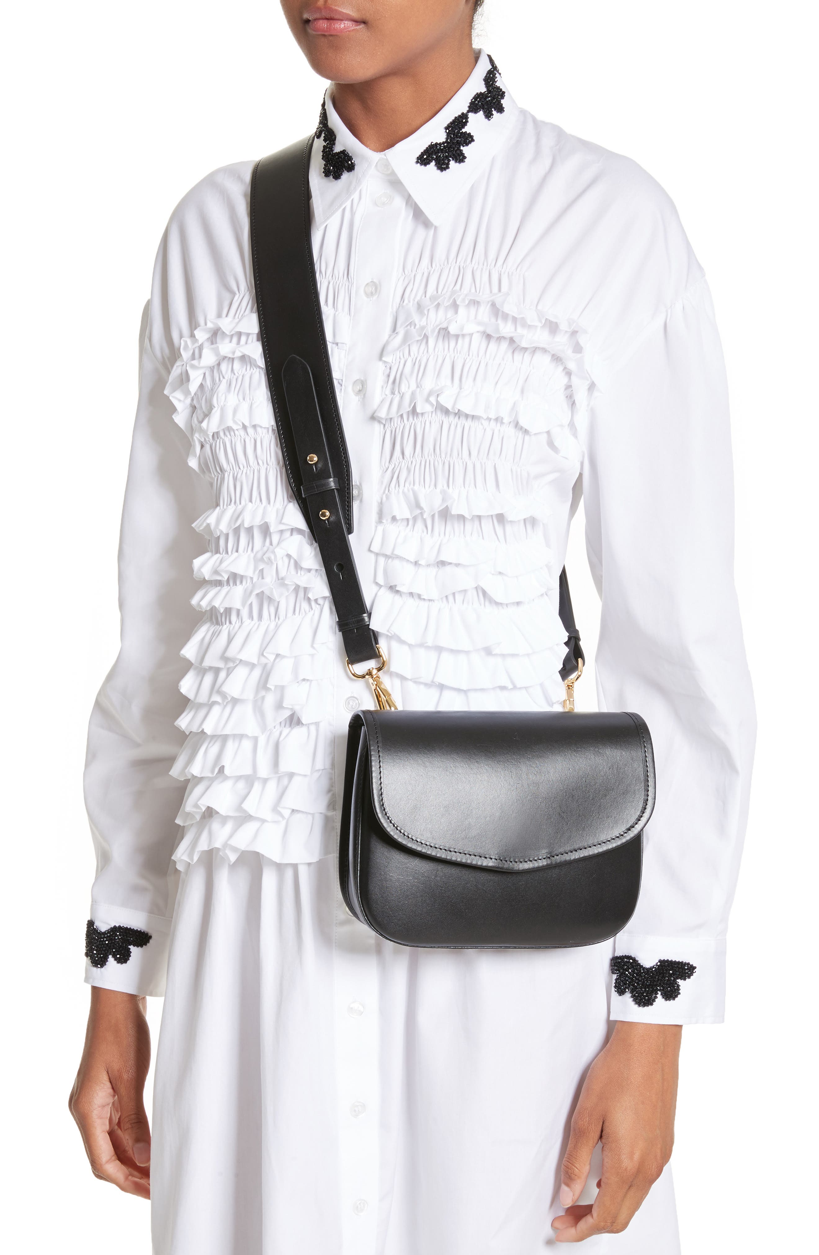 Alternate Image 2  - Simone Rocha Small Flap Crossbody Bag