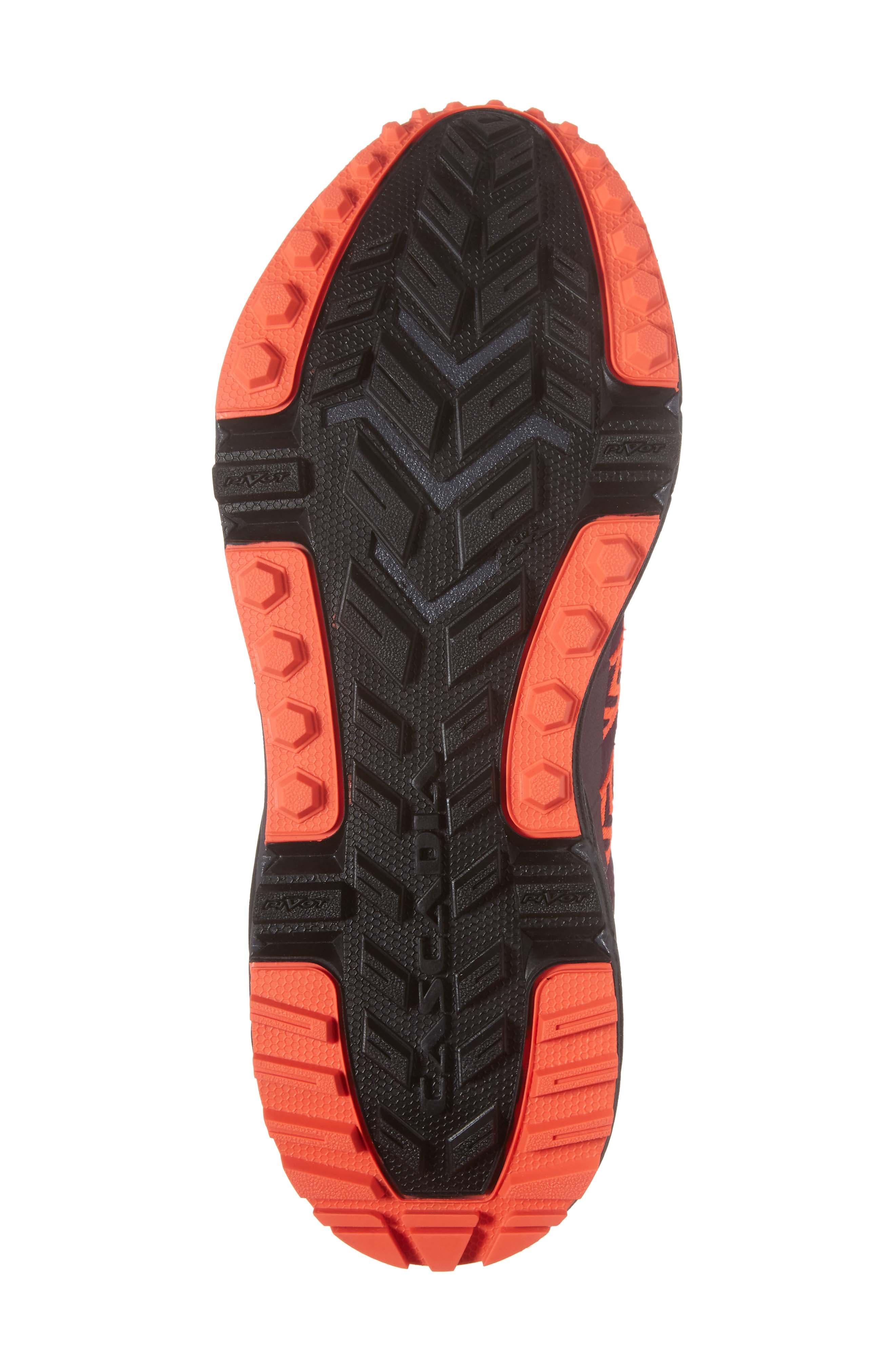 Alternate Image 6  - Brooks Cascadia 12 Trail Running Shoe (Women)