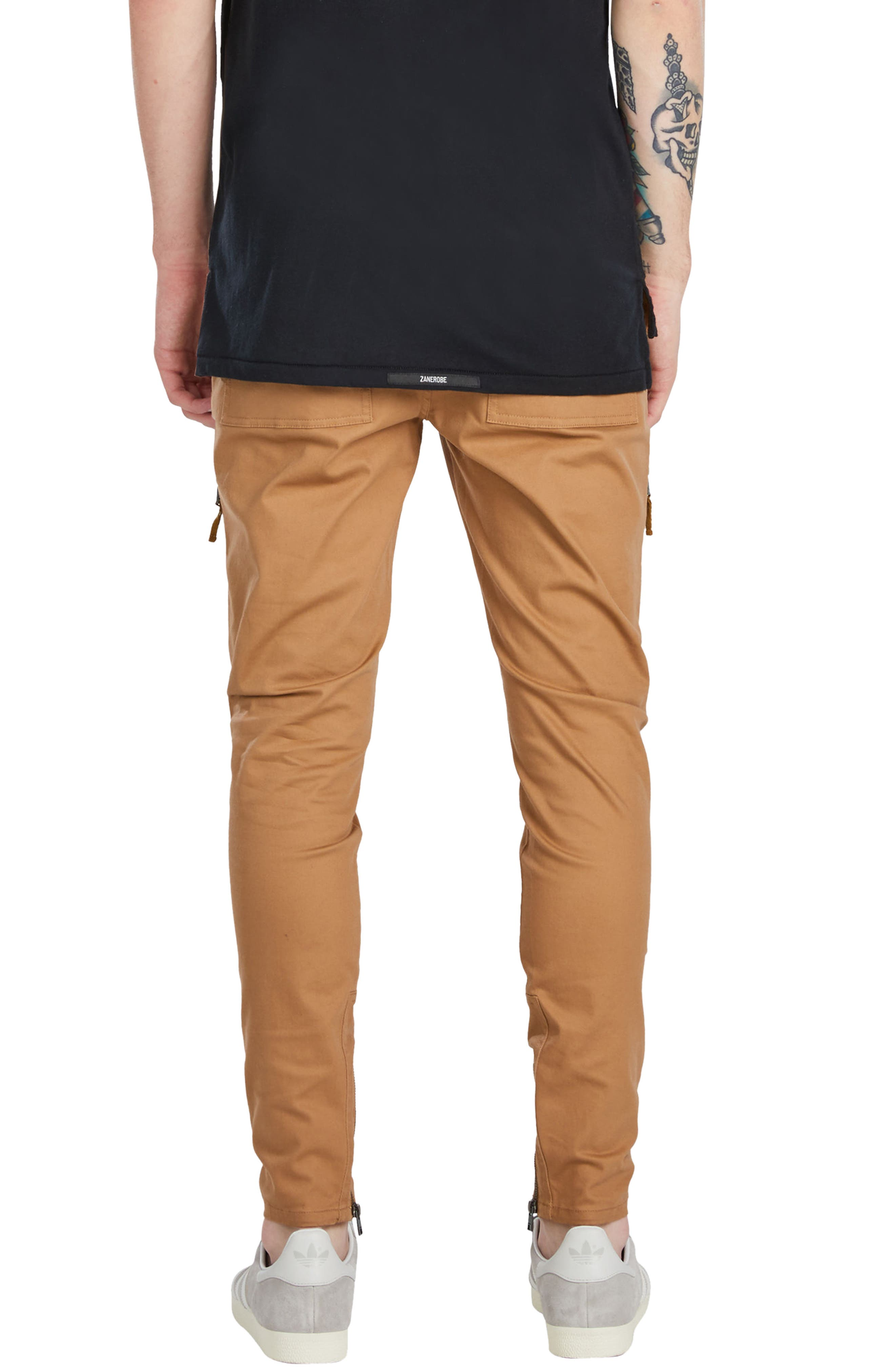 Alternate Image 2  - ZANEROBE Blockshot Chinos