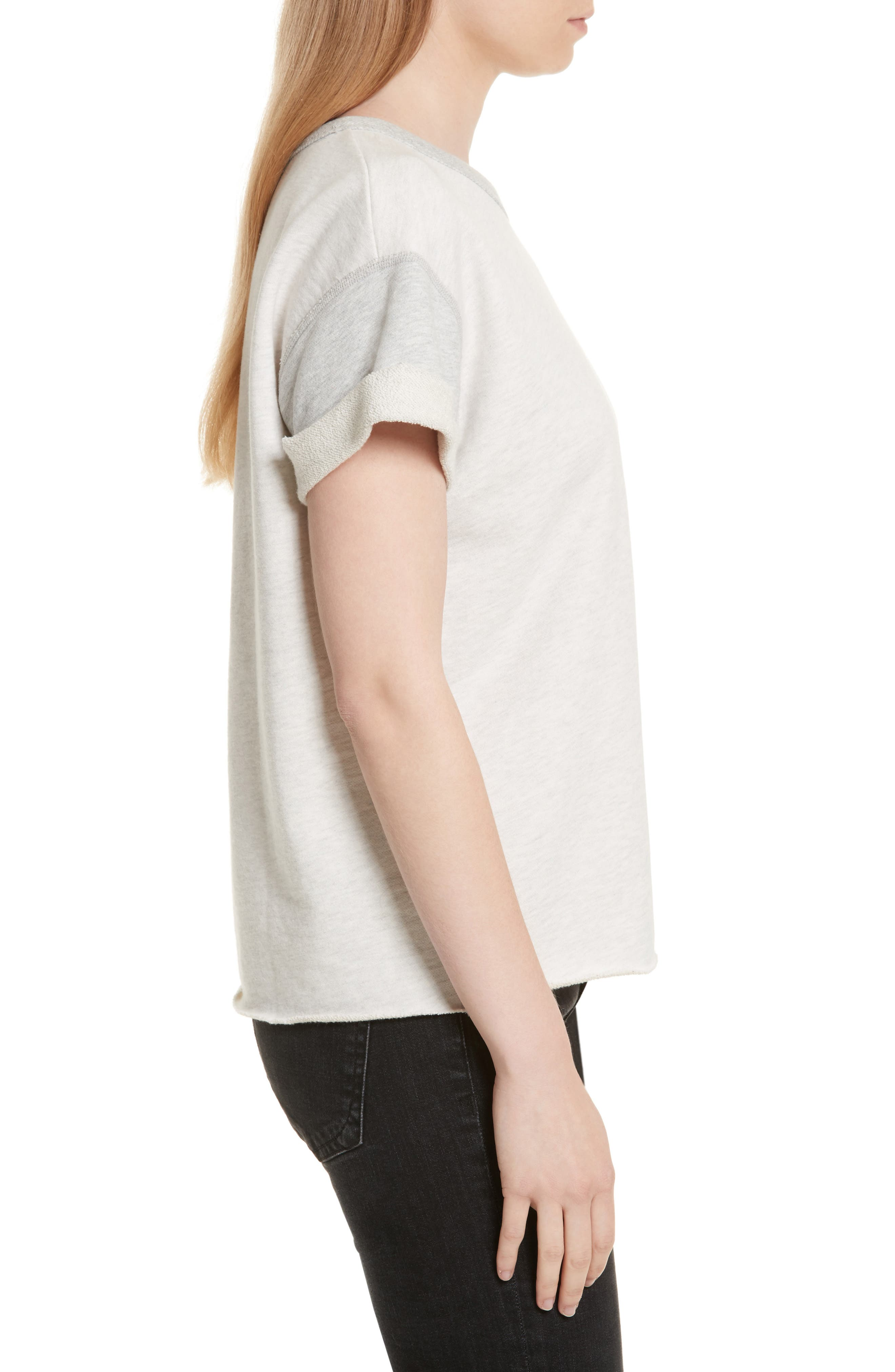 Alternate Image 3  - rag & bone/JEAN Walton Tee