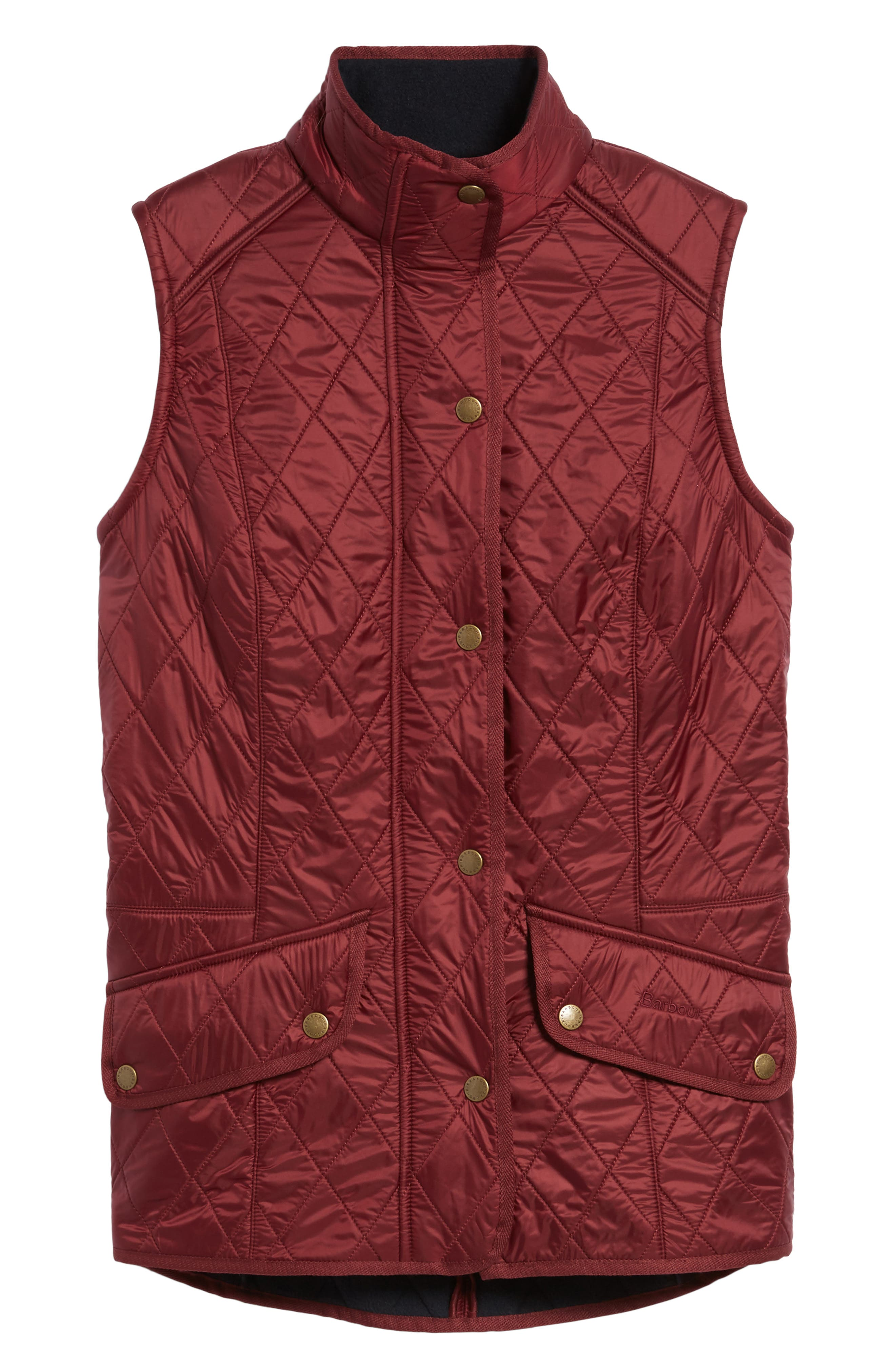 Alternate Image 6  - Barbour 'Cavalry' Quilted Vest