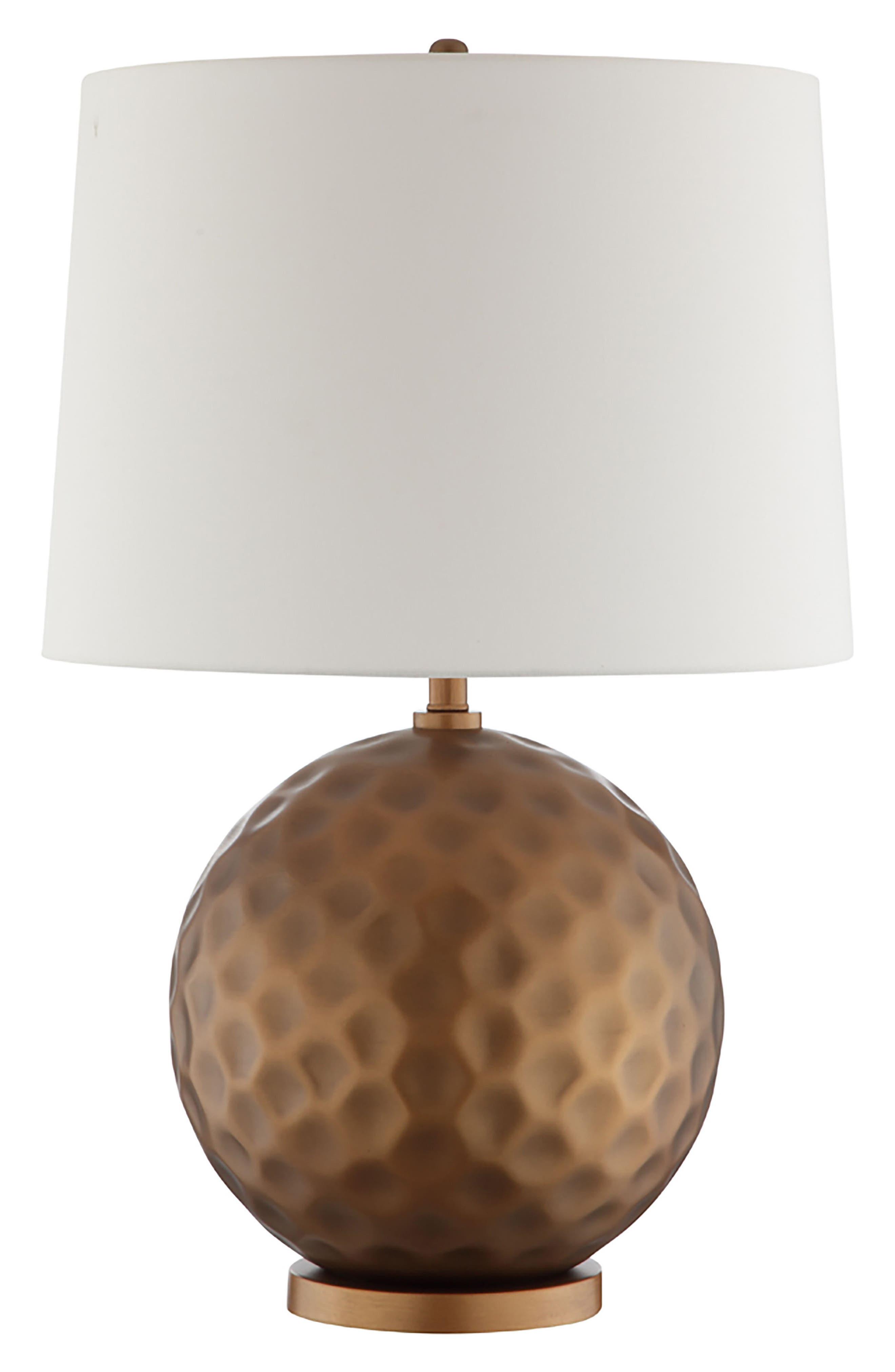 JAlexander Portia Table Lamp,                             Main thumbnail 1, color,                             Bronze