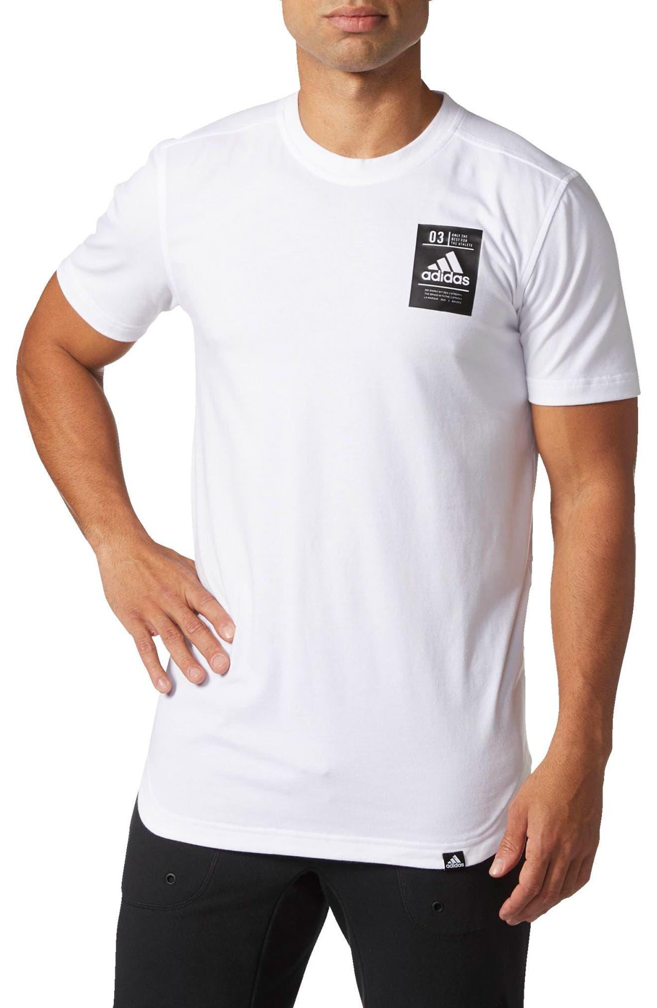 adidas 3-Stripes Life Graphic T-Shirt