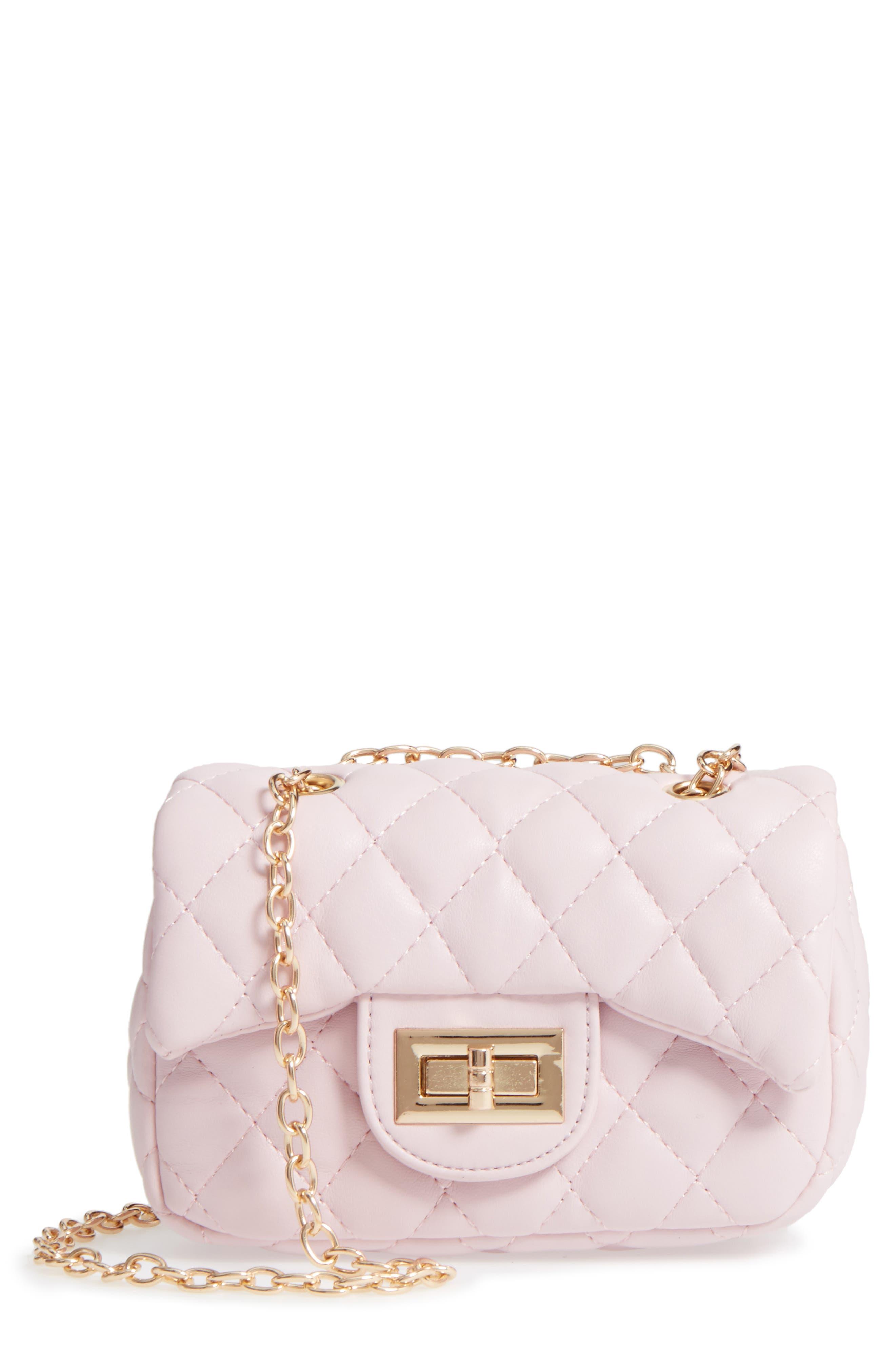 Popatu Quilted Handbag (Girls)