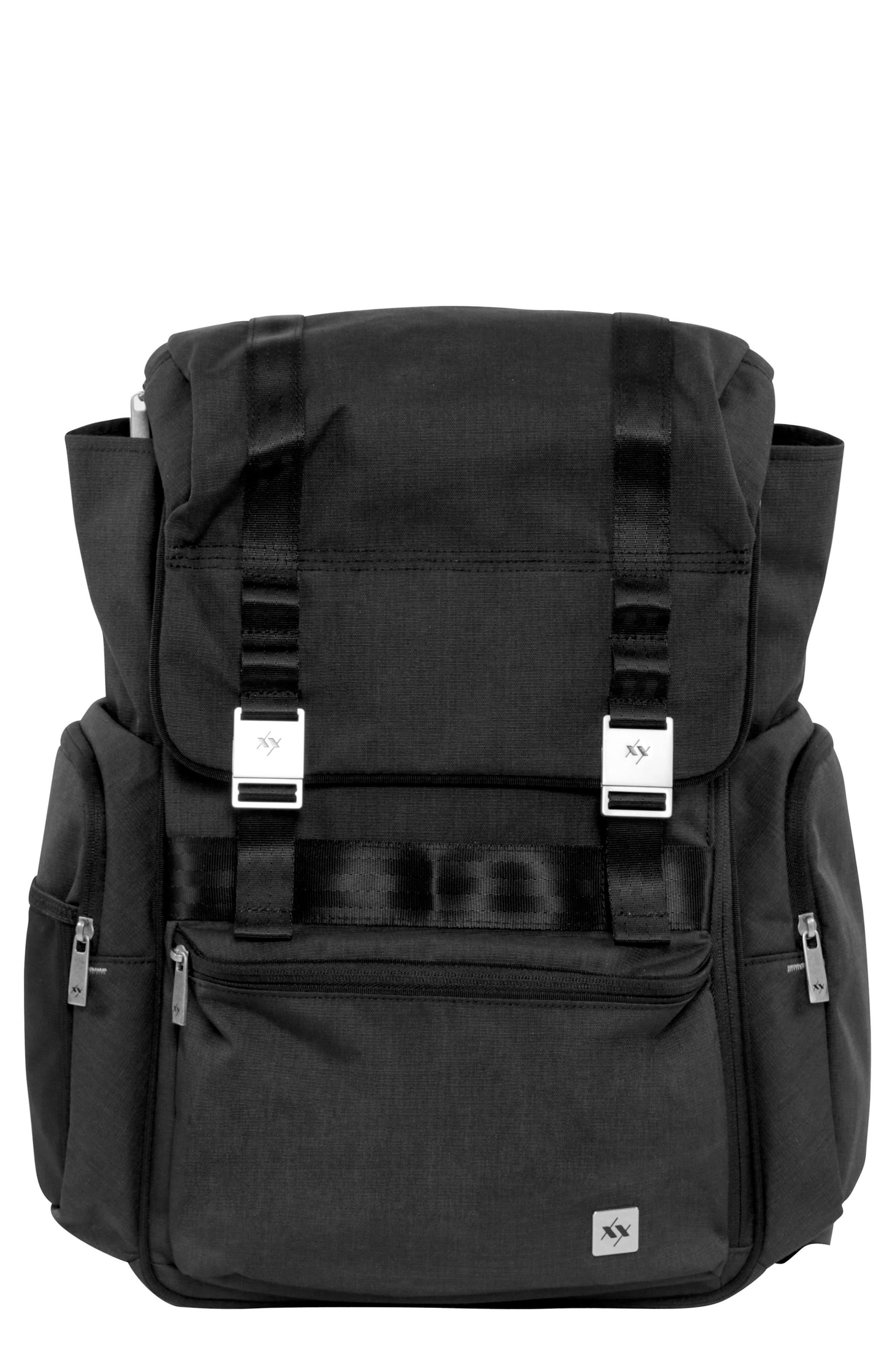 Ju-Ju-Be XY Hatch Diaper Backpack