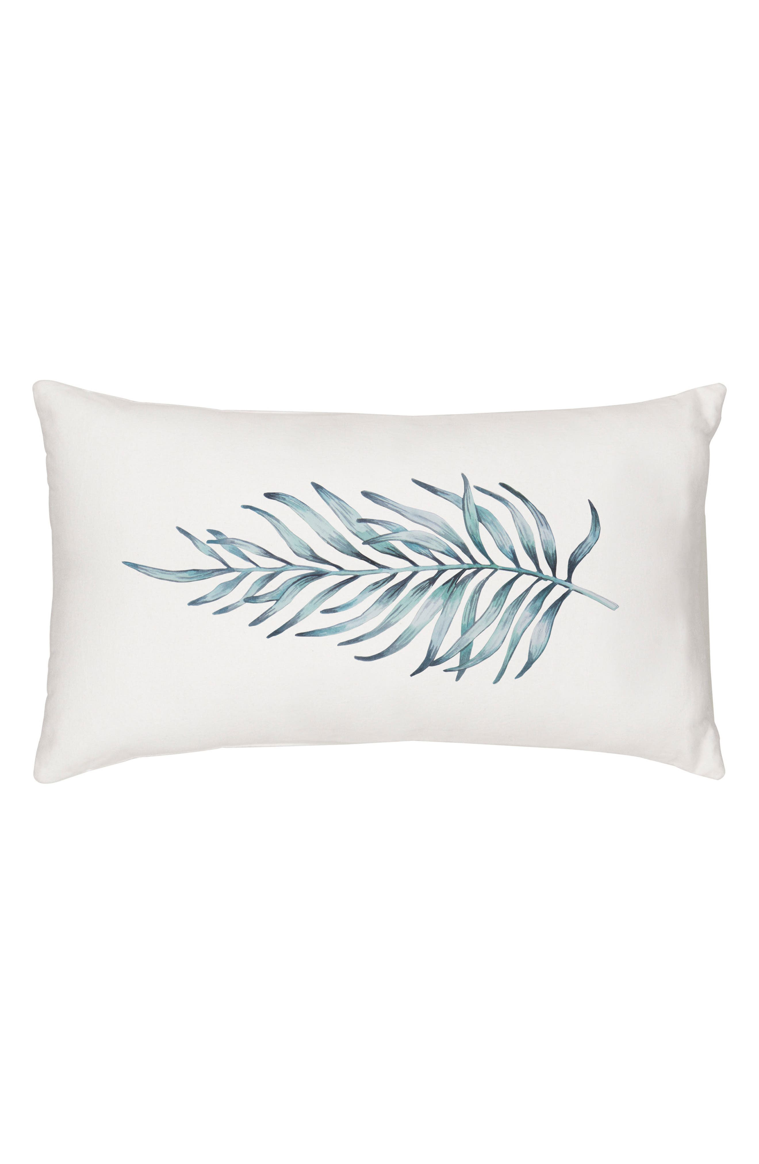 Cathy's Concepts Palm Leaf Lumbar Accent Pillow