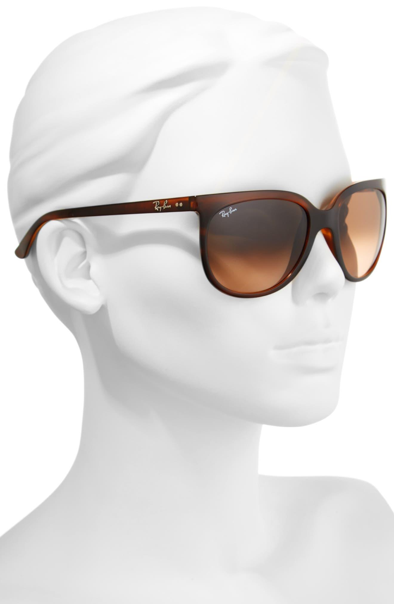 Alternate Image 2  - Ray-Ban Retro Cat Eye Sunglasses