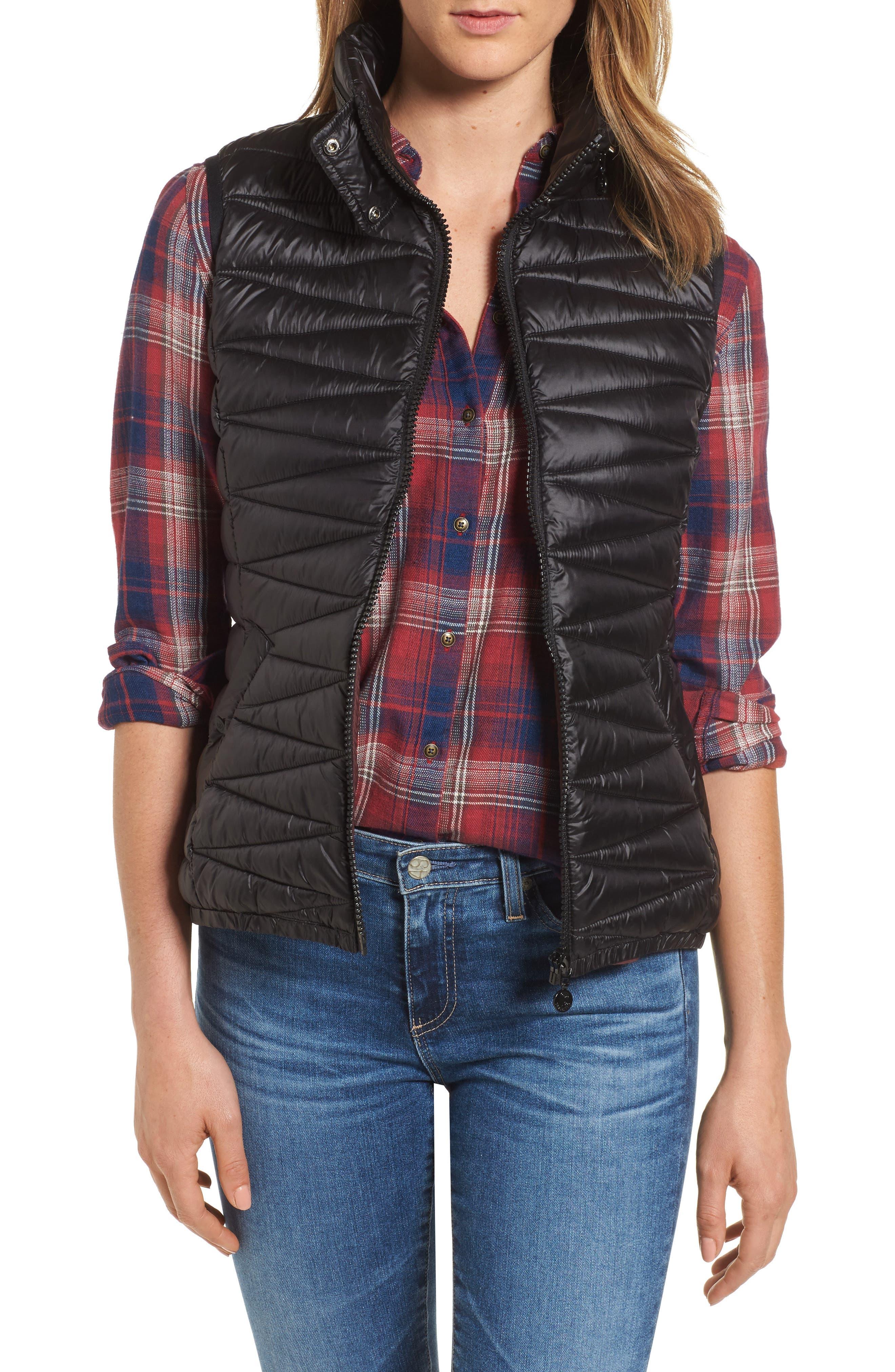 Alternate Image 1 Selected - Bernardo Packable Vest