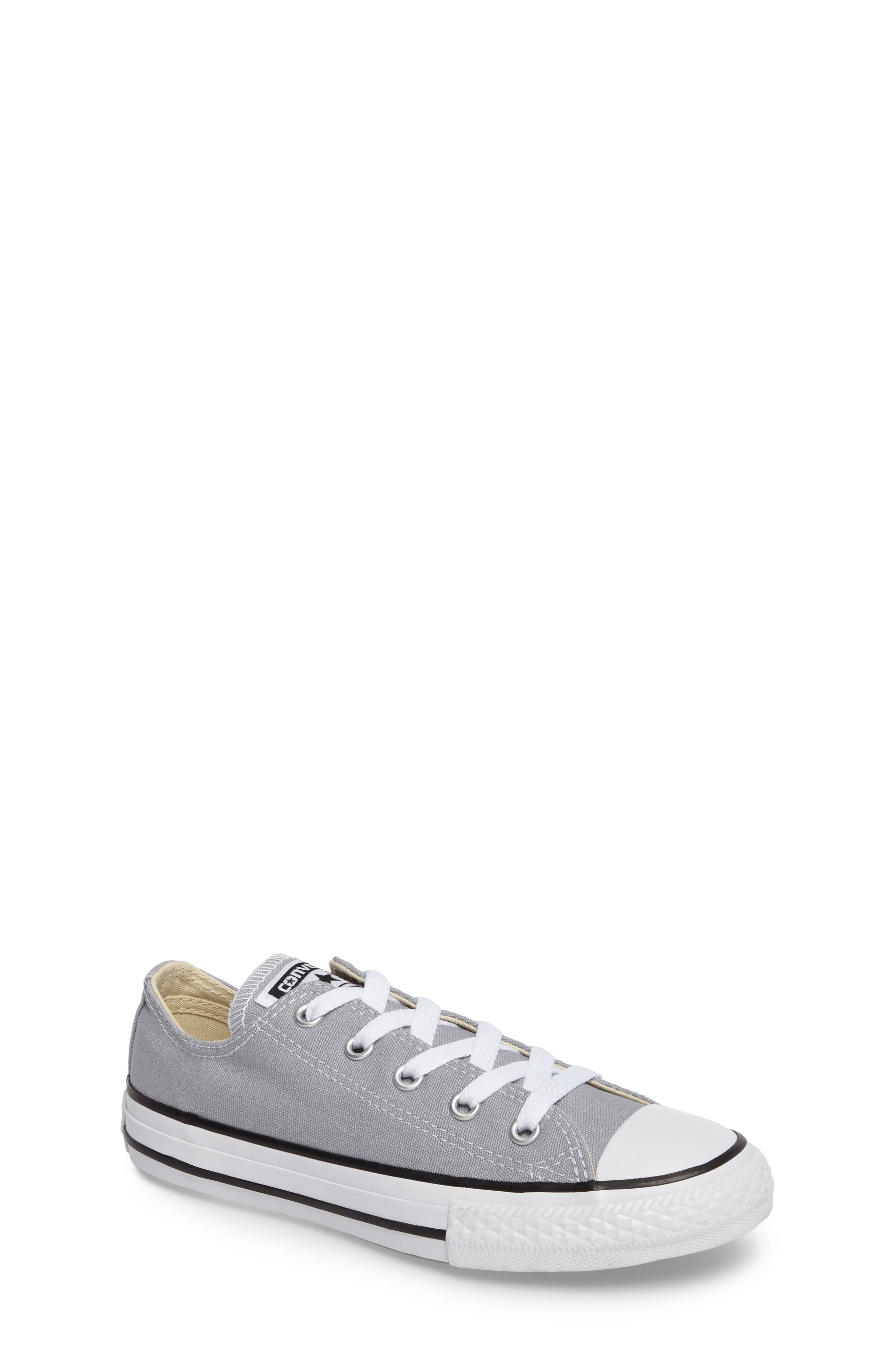 Main Image - Converse Chuck Taylor® All Star® 'Ox' Low Top Sneaker (Baby, Walker, Toddler & Little Kid)