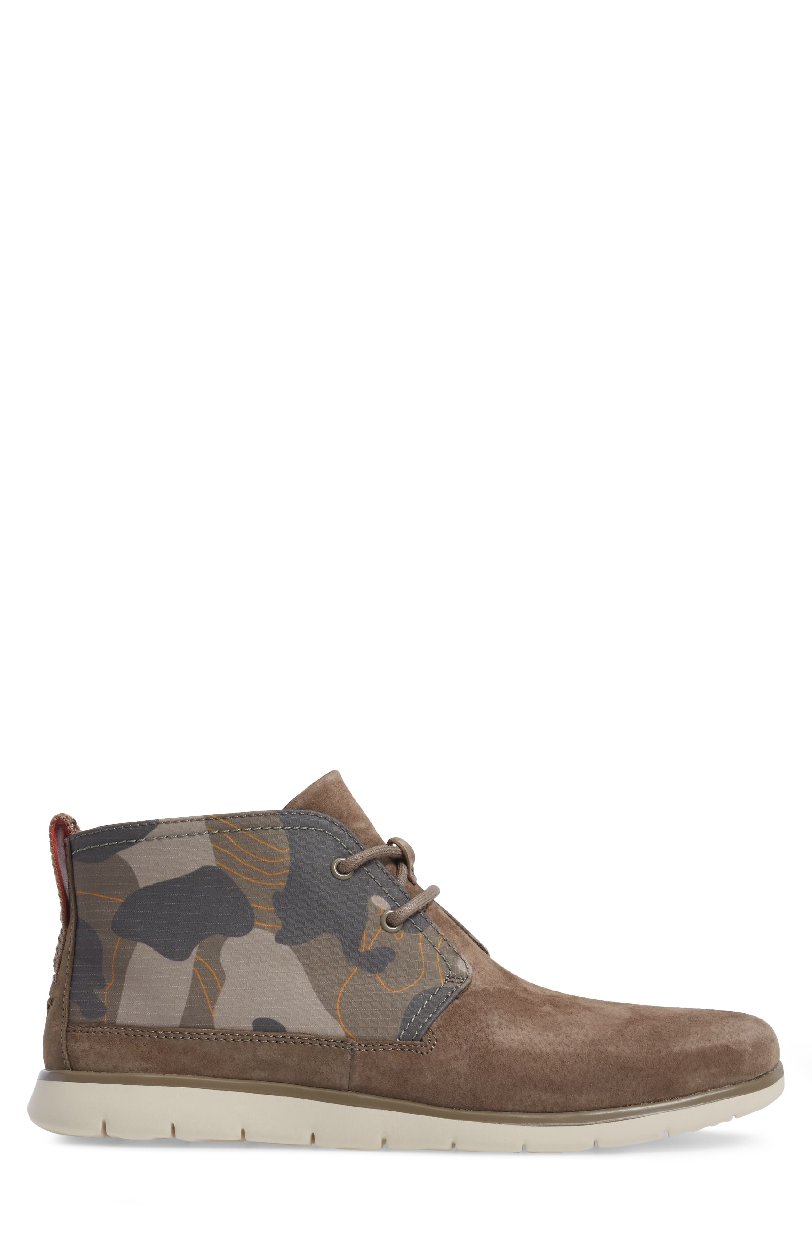 Freamon Chukka Boot,                             Alternate thumbnail 3, color,                             Brindle