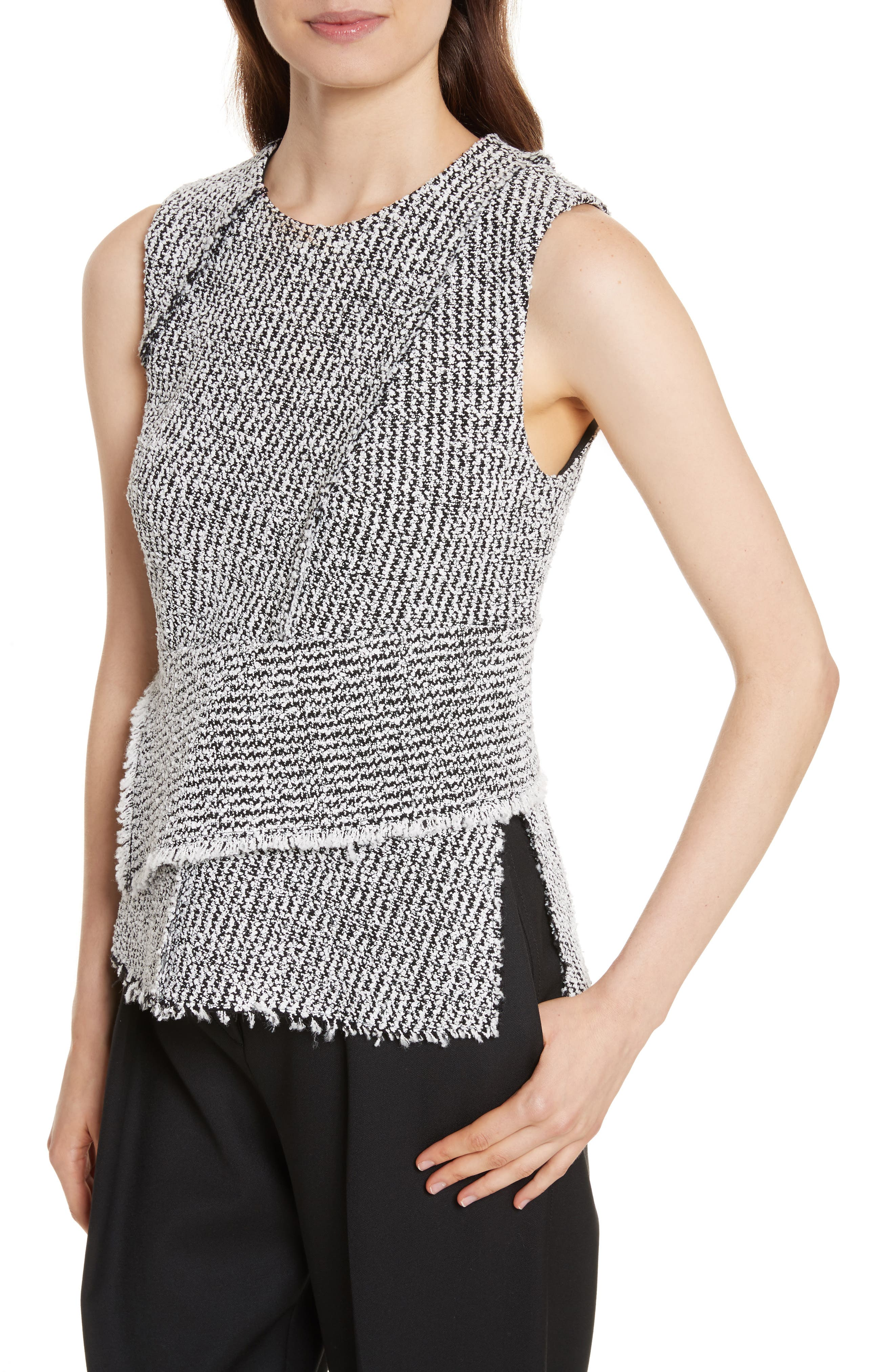 Alternate Image 4  - 3.1 Phillip Lim Knit Wrap Top