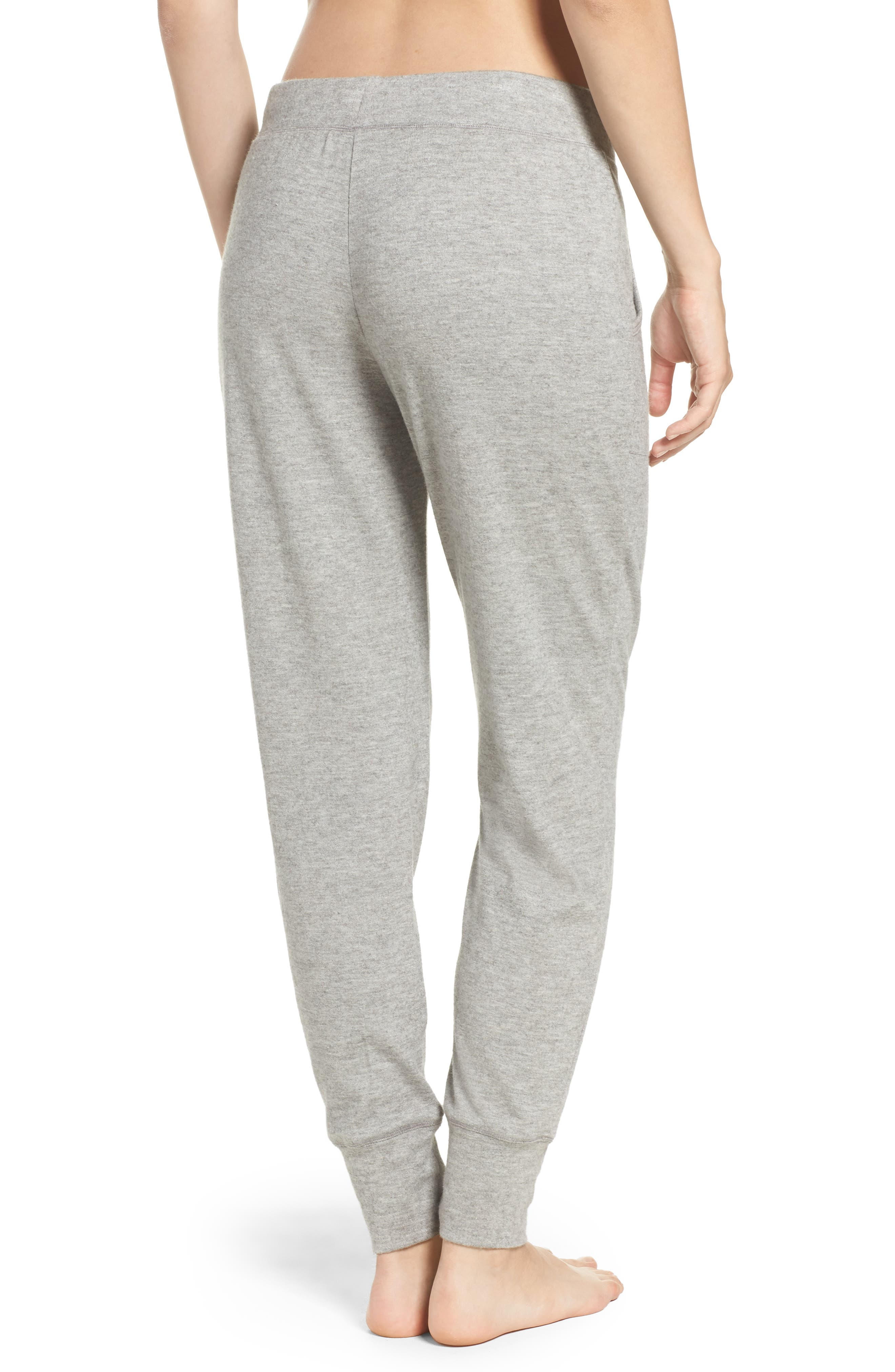 Alternate Image 2  - Natori Retreat Sweater Knit Pants