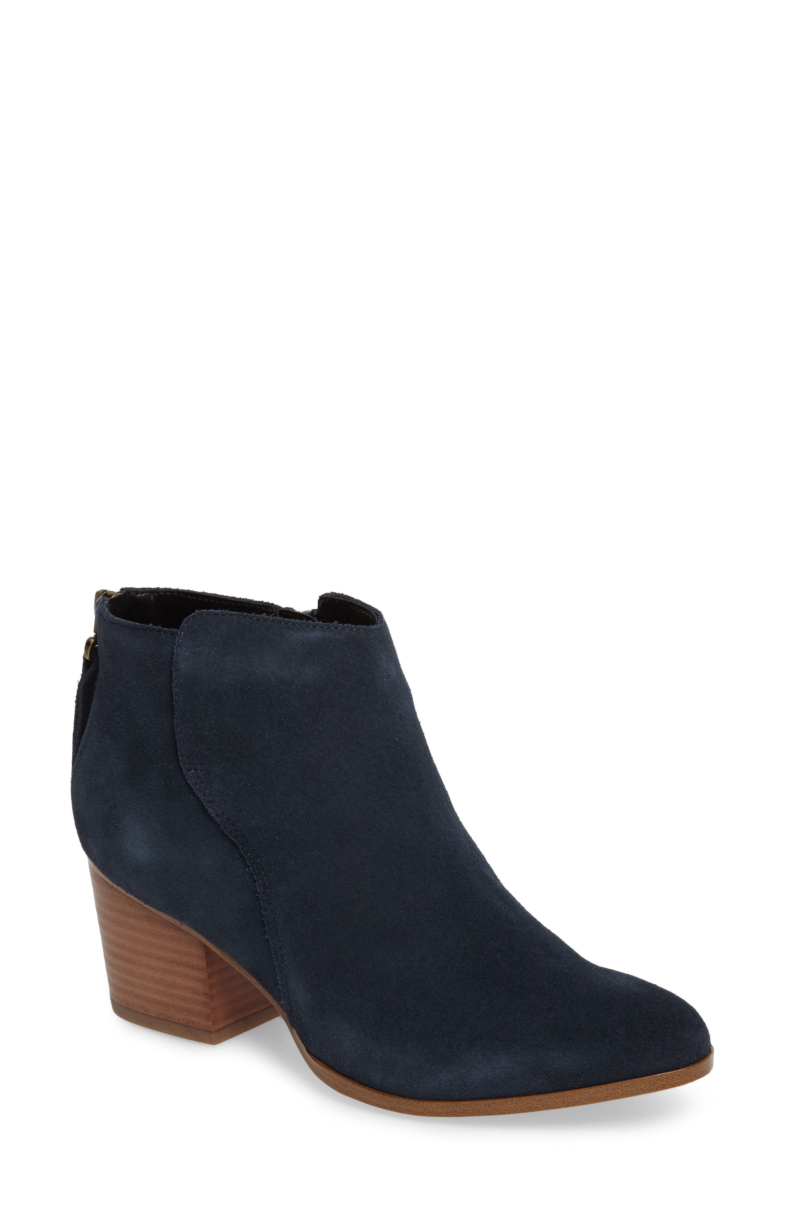 Alternate Image 1 Selected - Sole Society River Bootie (Women)