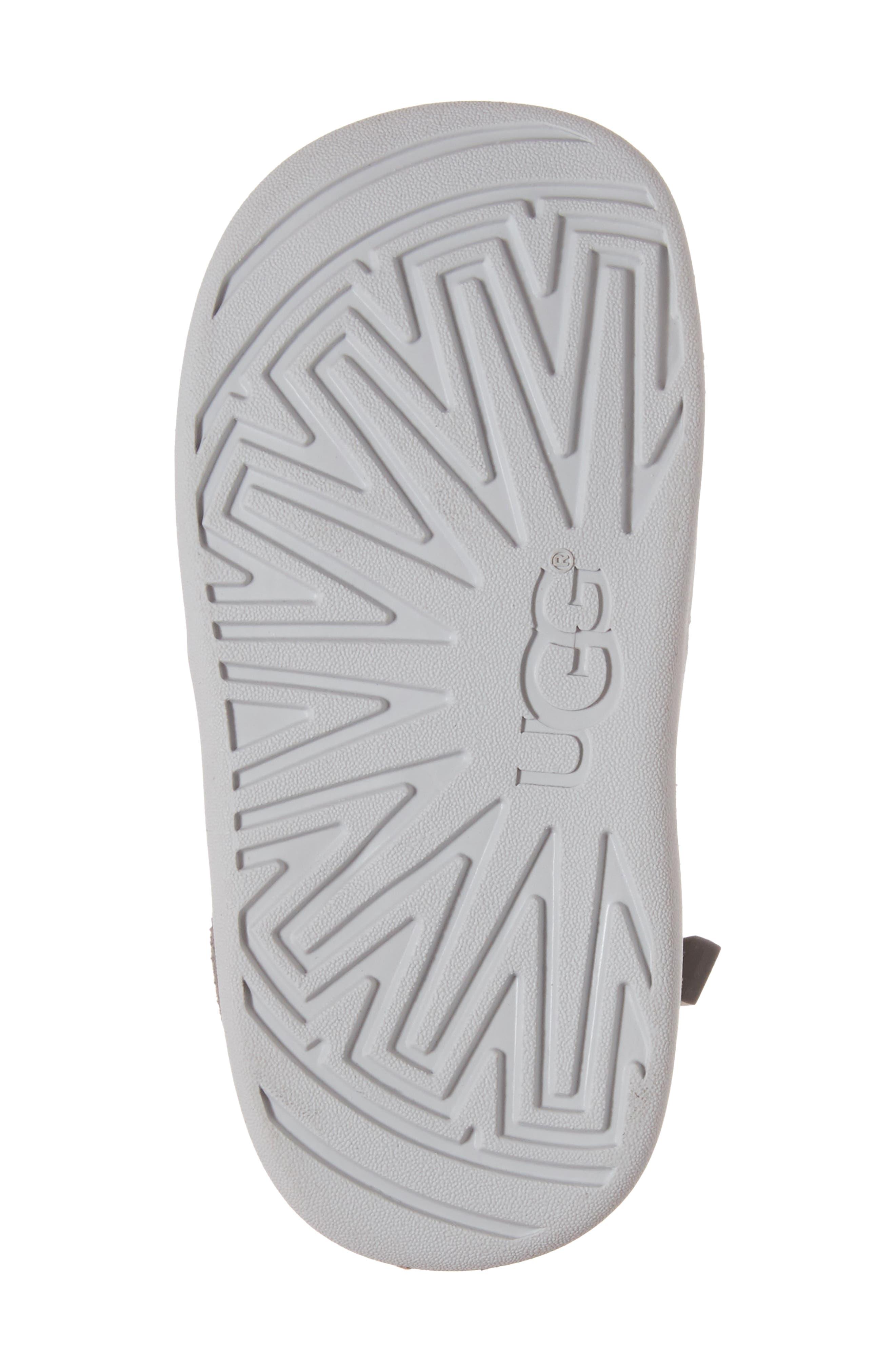 Kristjan Chukka Bootie Sneaker,                             Alternate thumbnail 6, color,                             Charcoal