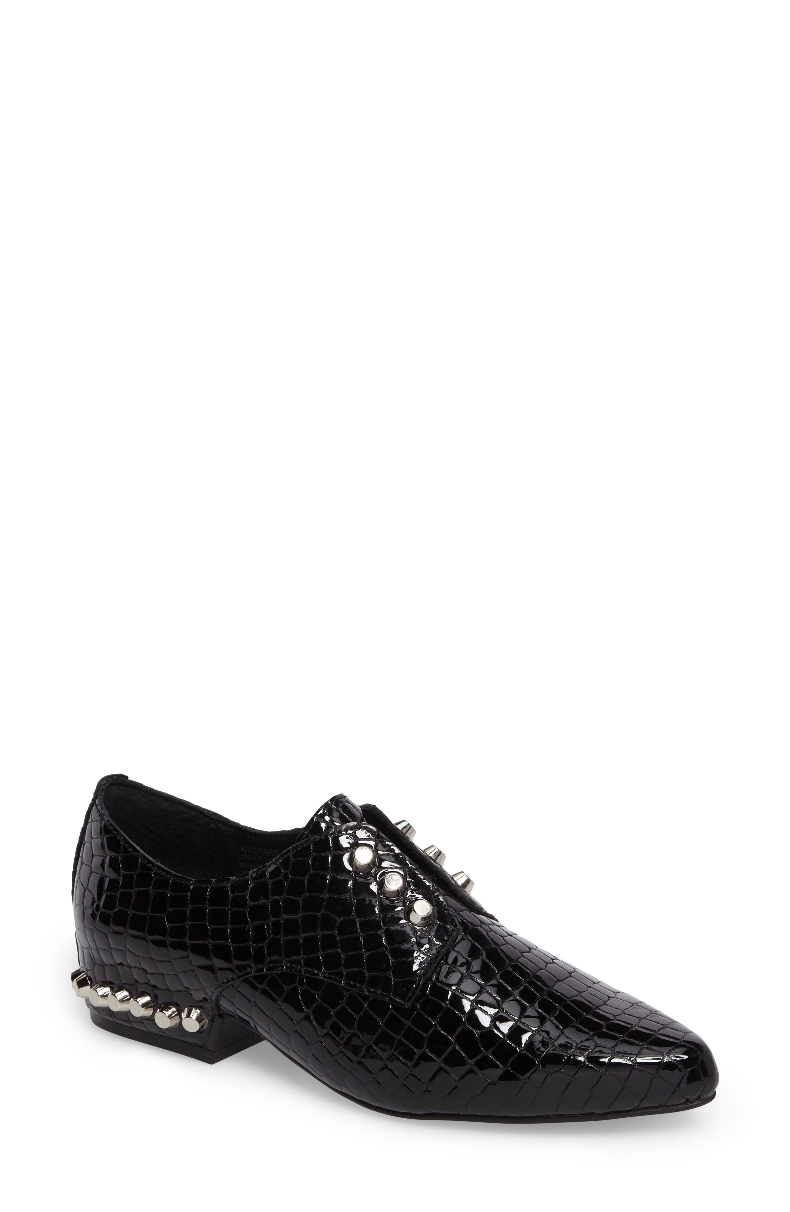 Jeffrey Campbell Gaspard Studded Derby (Women)