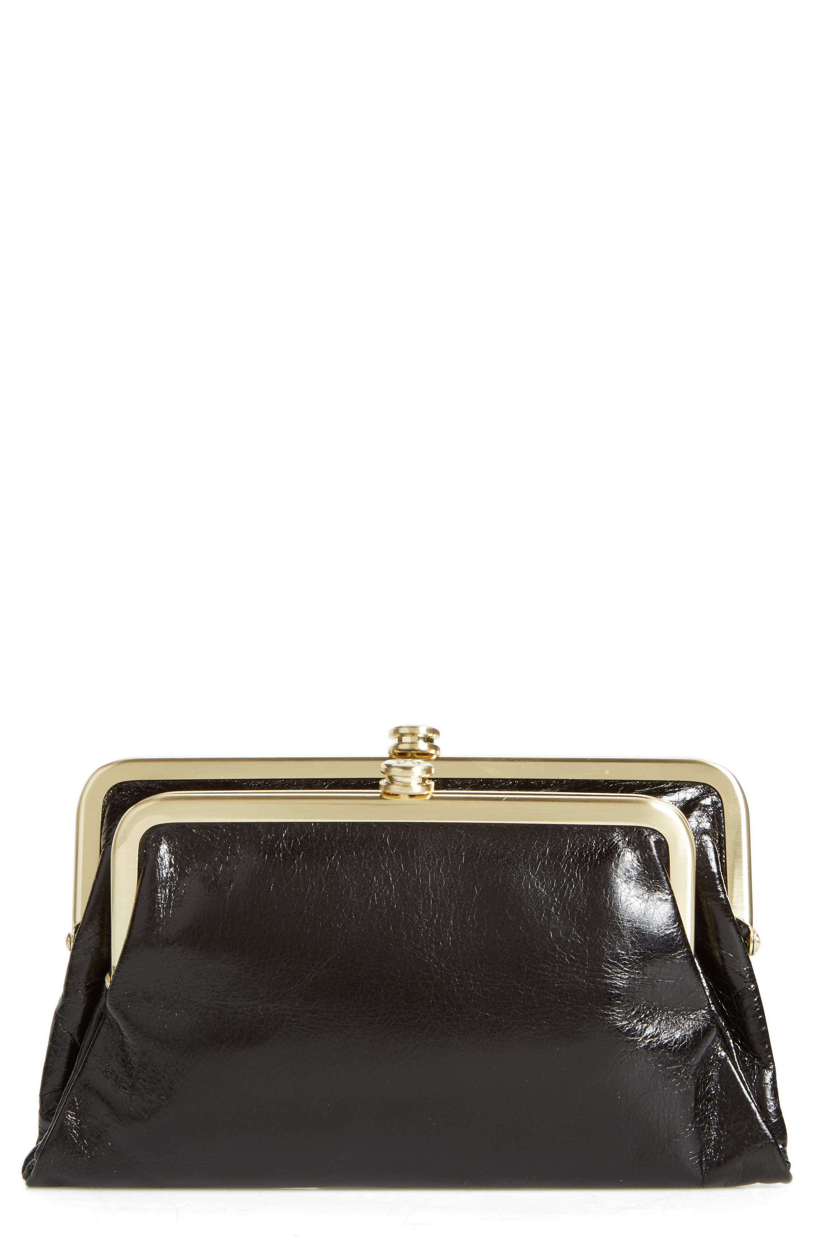 Hobo Suzette Calfskin Leather Wallet