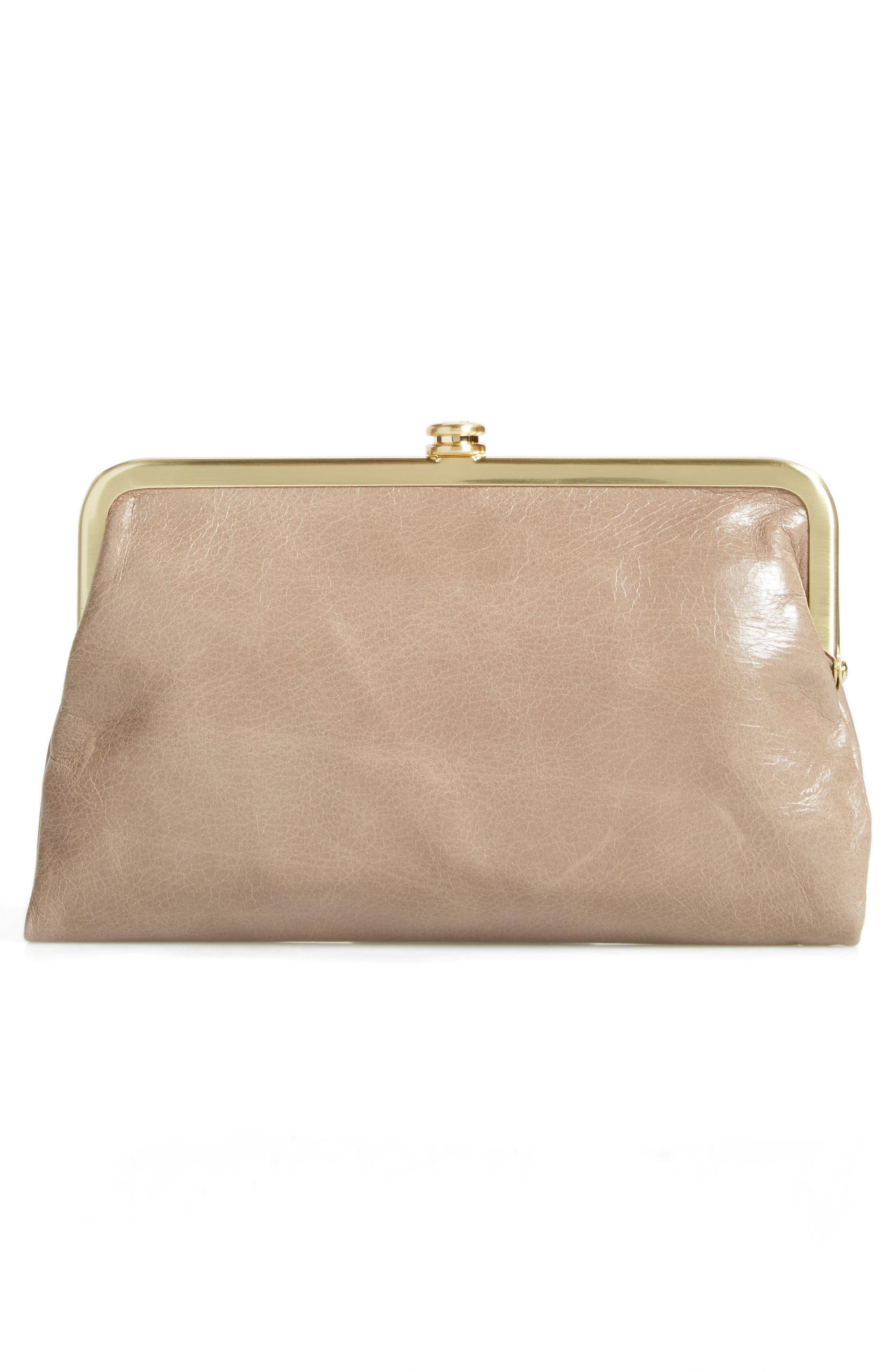 Alternate Image 3  - Hobo Suzette Calfskin Leather Wallet