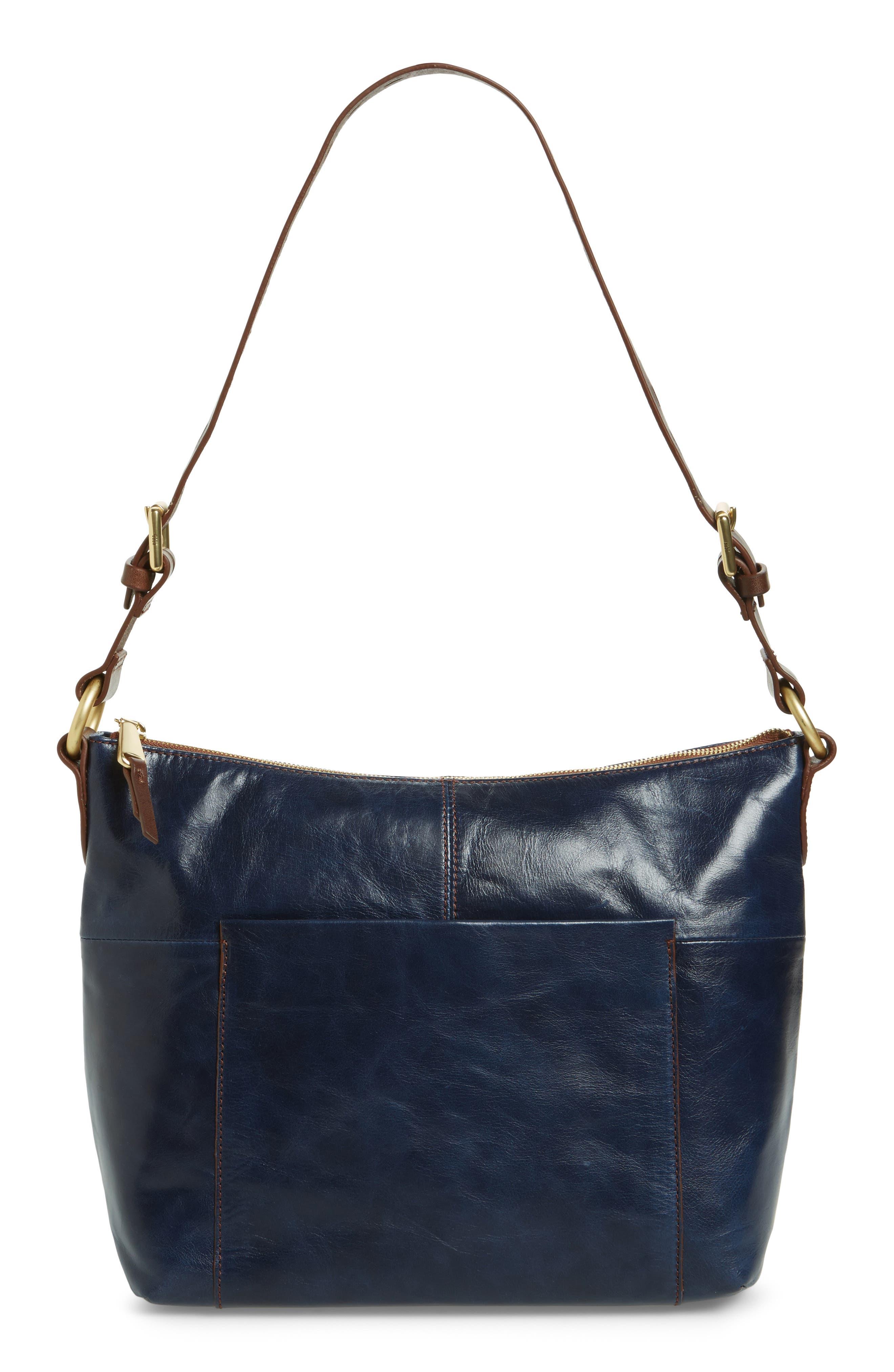 HOBO Charlie Leather Shoulder Bag