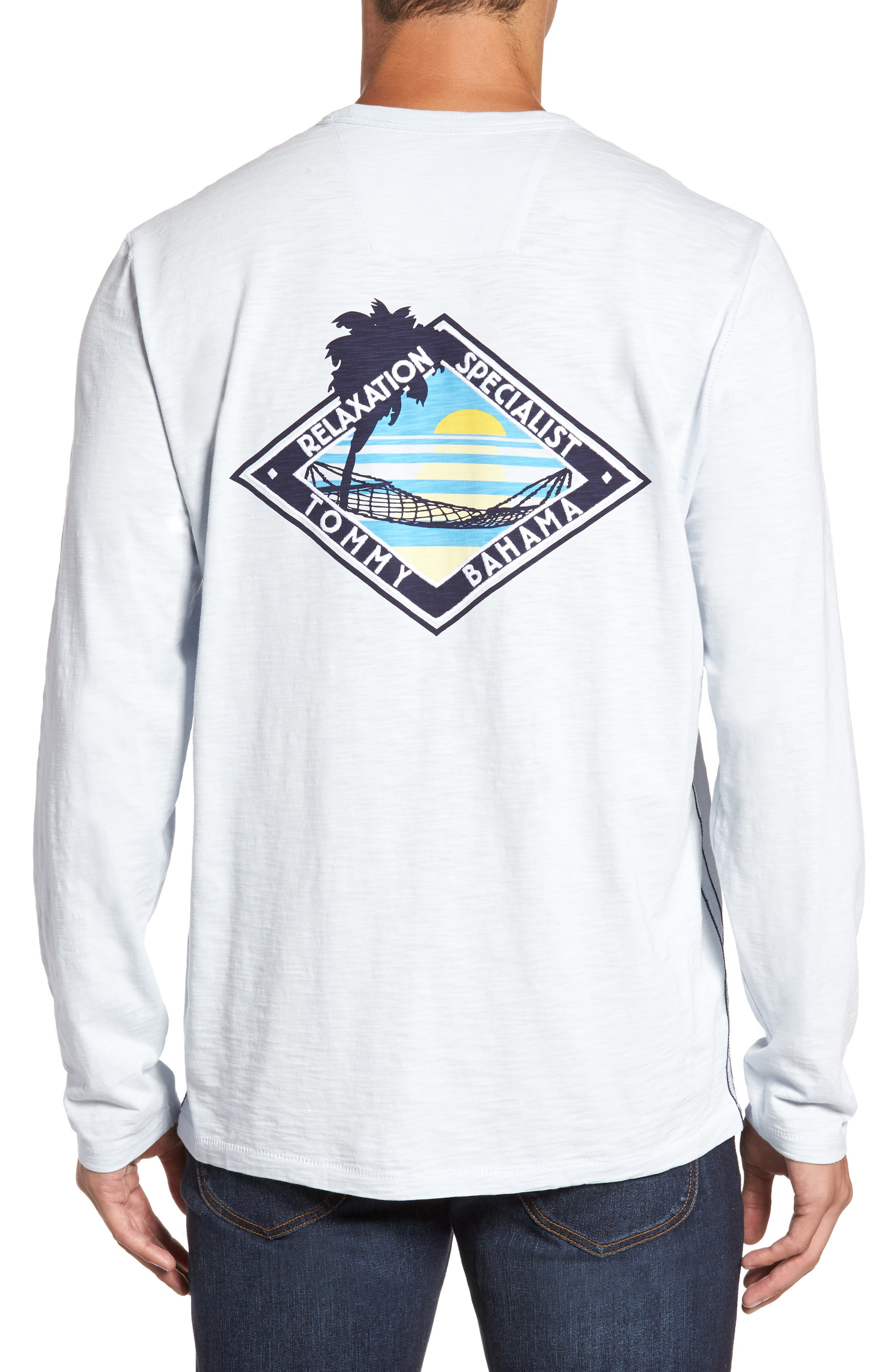 Alternate Image 1 Selected - Tommy Bahama Relaxation Specialist T-Shirt