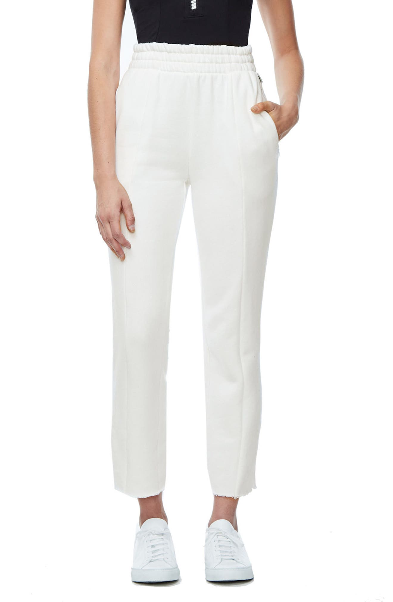 Good American Good Sweats The High Waist Sweatpants (Extended Sizes)