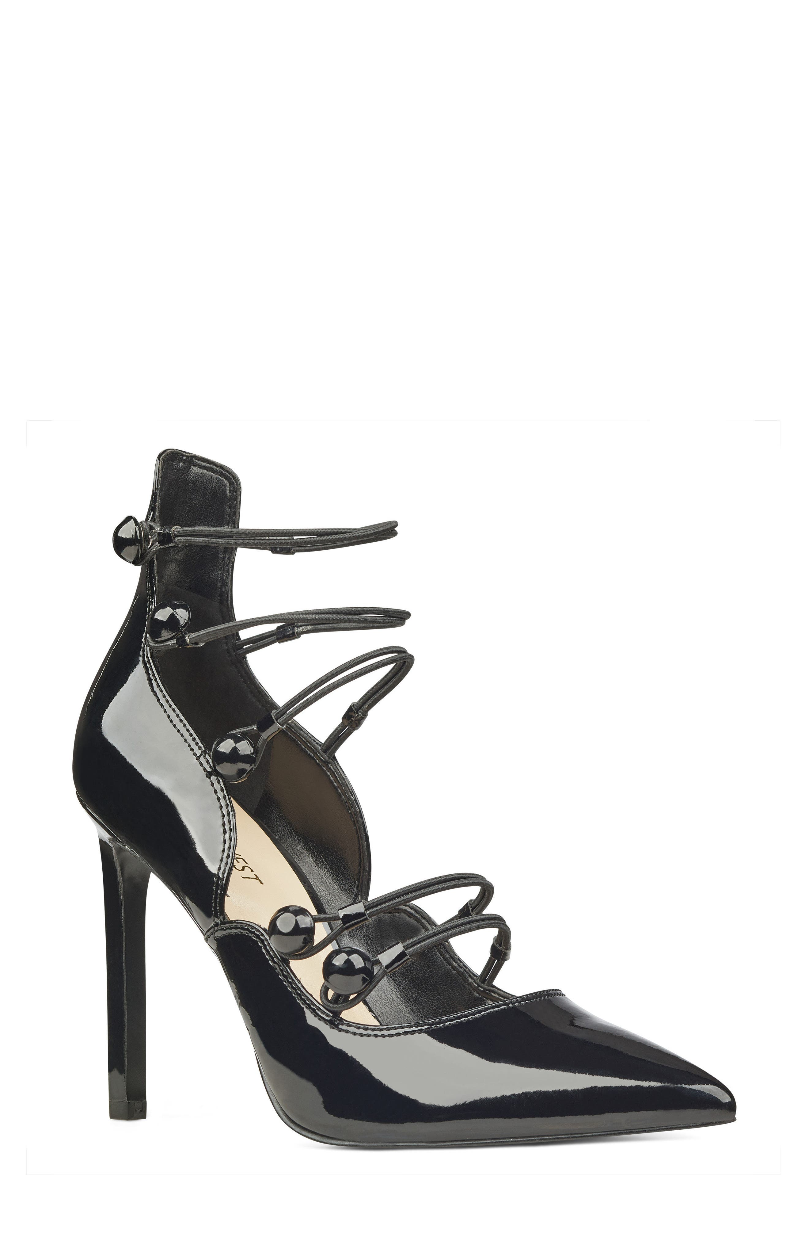 Main Image - Nine West Tennyson Strappy Pump (Women)