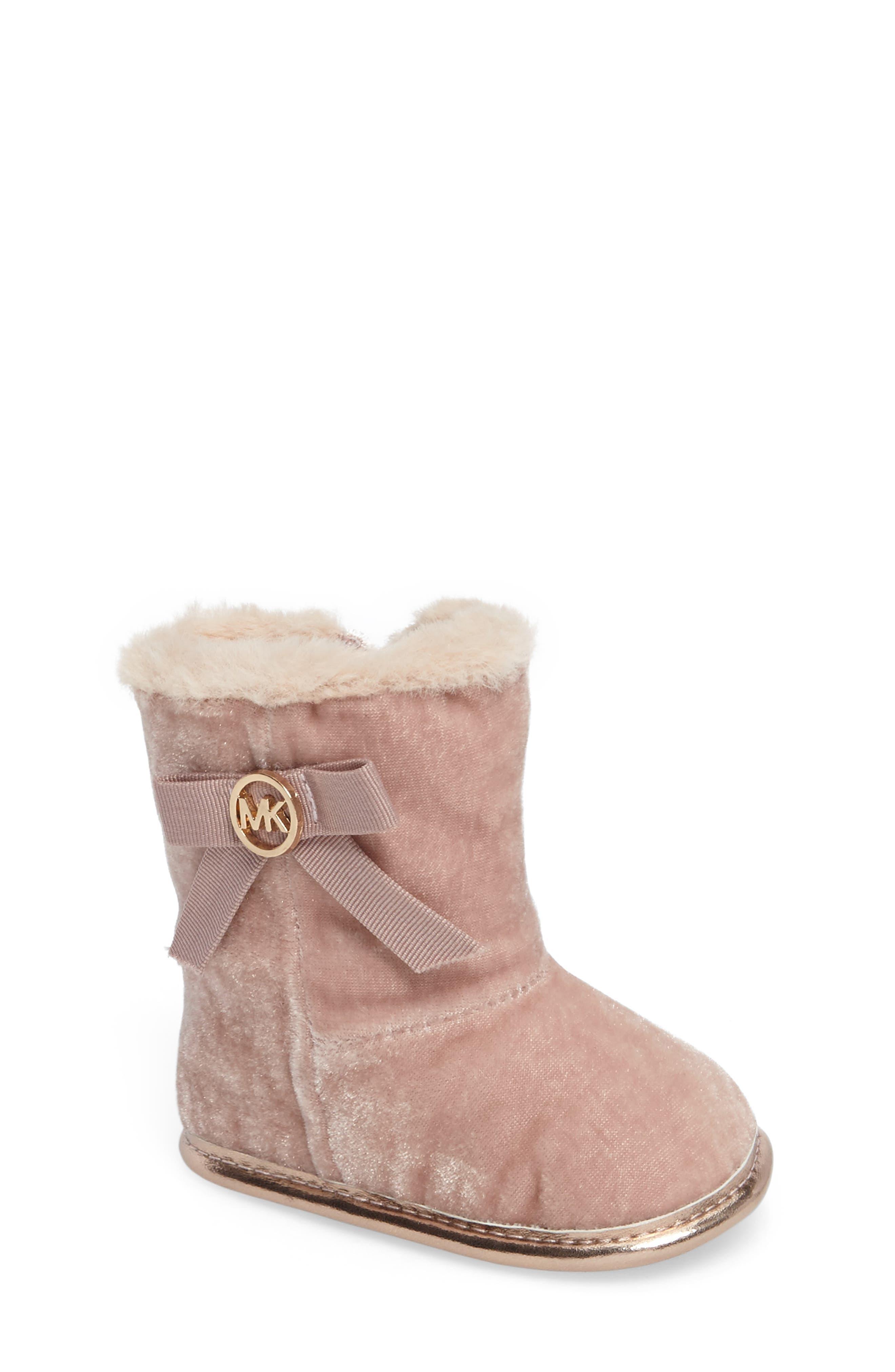 MICHAEL Michael Kors Baby Sweet Crib Boot (Baby)