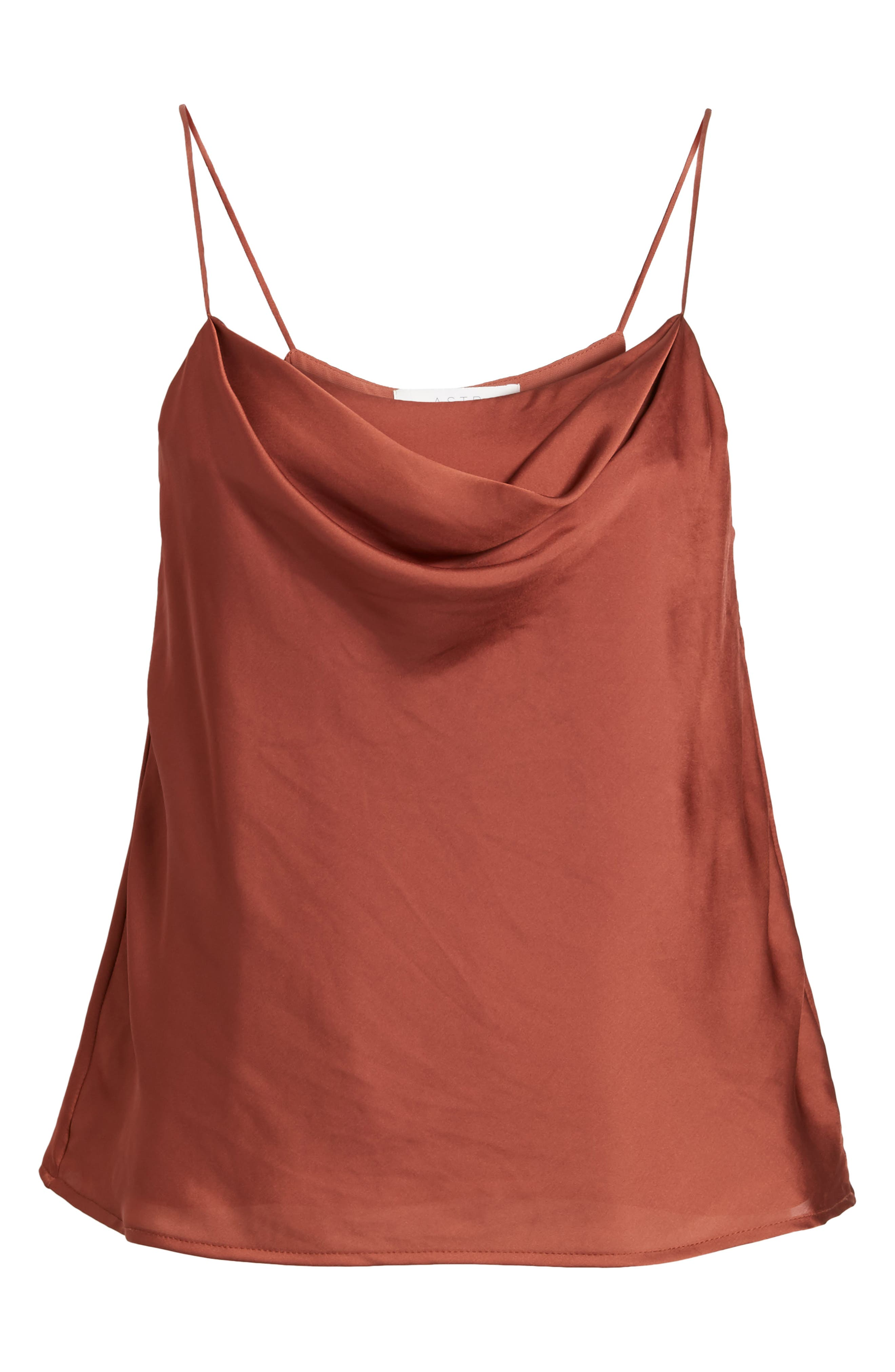 Alternate Image 6  - ASTR the Label Cowl Neck Tank
