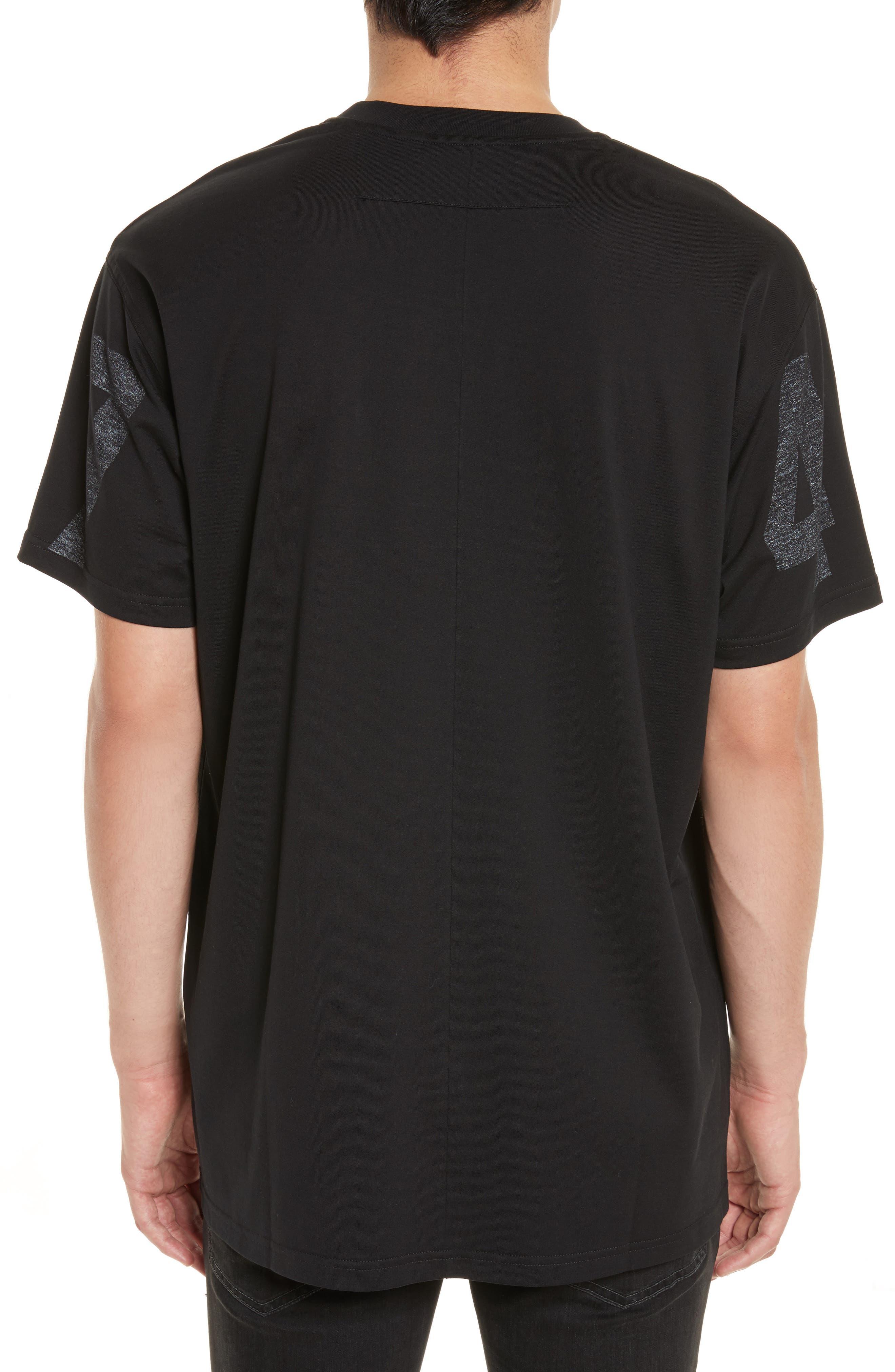 Alternate Image 2  - Givenchy Columbian Fit Aloha Graphic T-Shirt