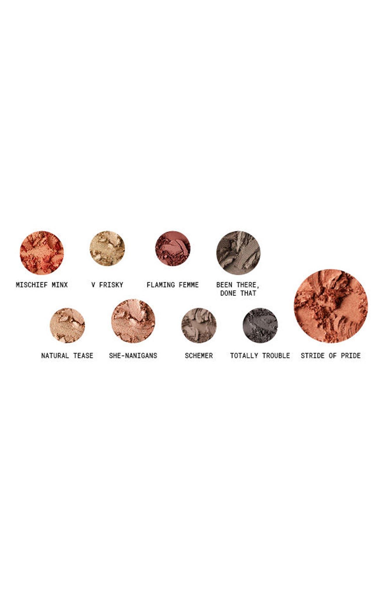 Alternate Image 3  - MAC Girls Mischief Minx Palette ($160 Value)