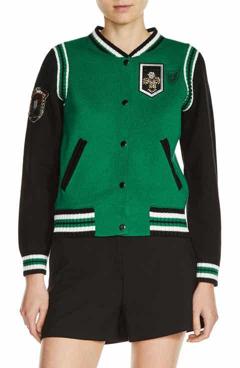Women's Green Wool Coats   Nordstrom   Nordstrom