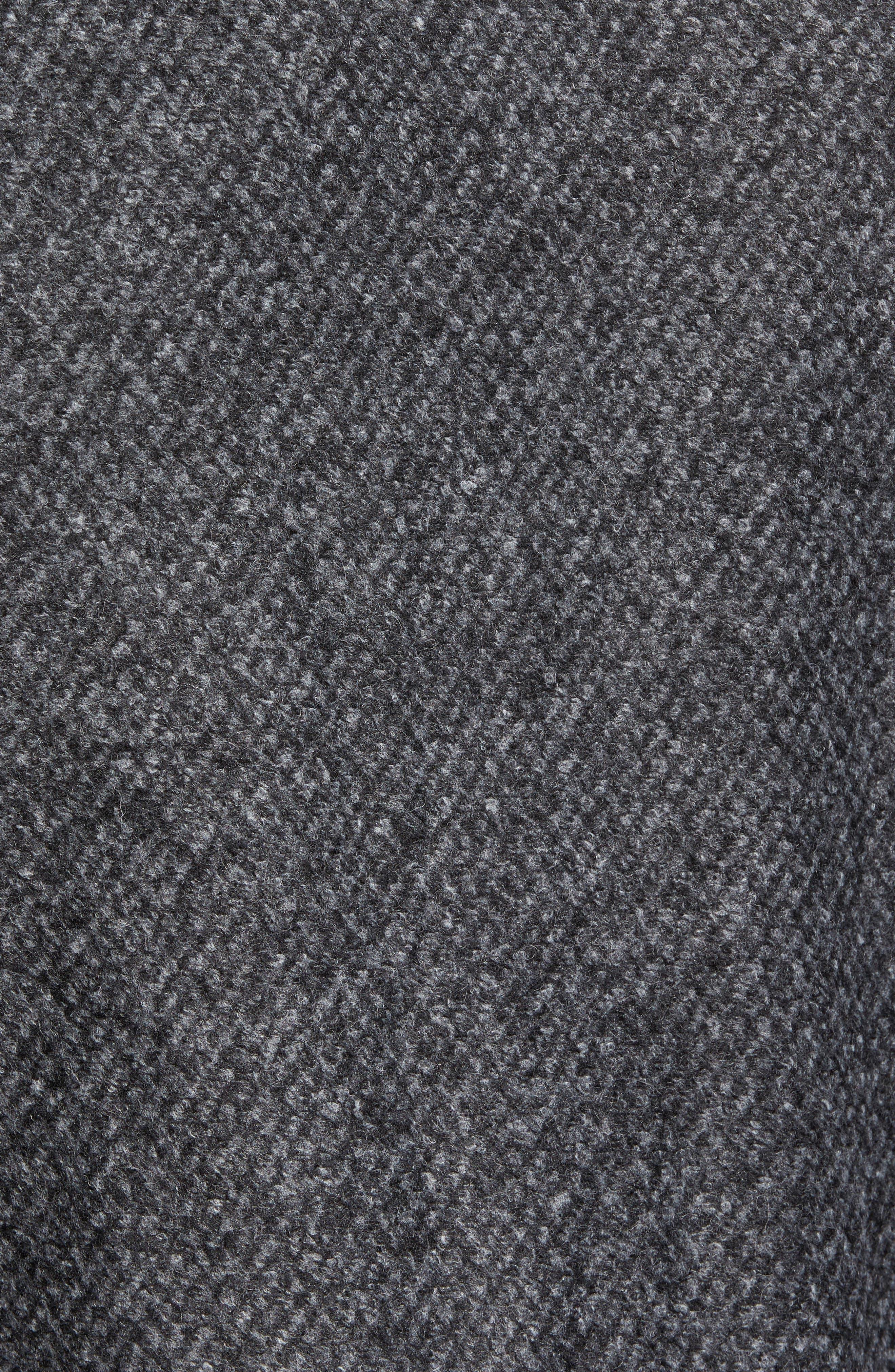 Salea Slim Fit Bomber Jacket,                             Alternate thumbnail 6, color,                             Grey
