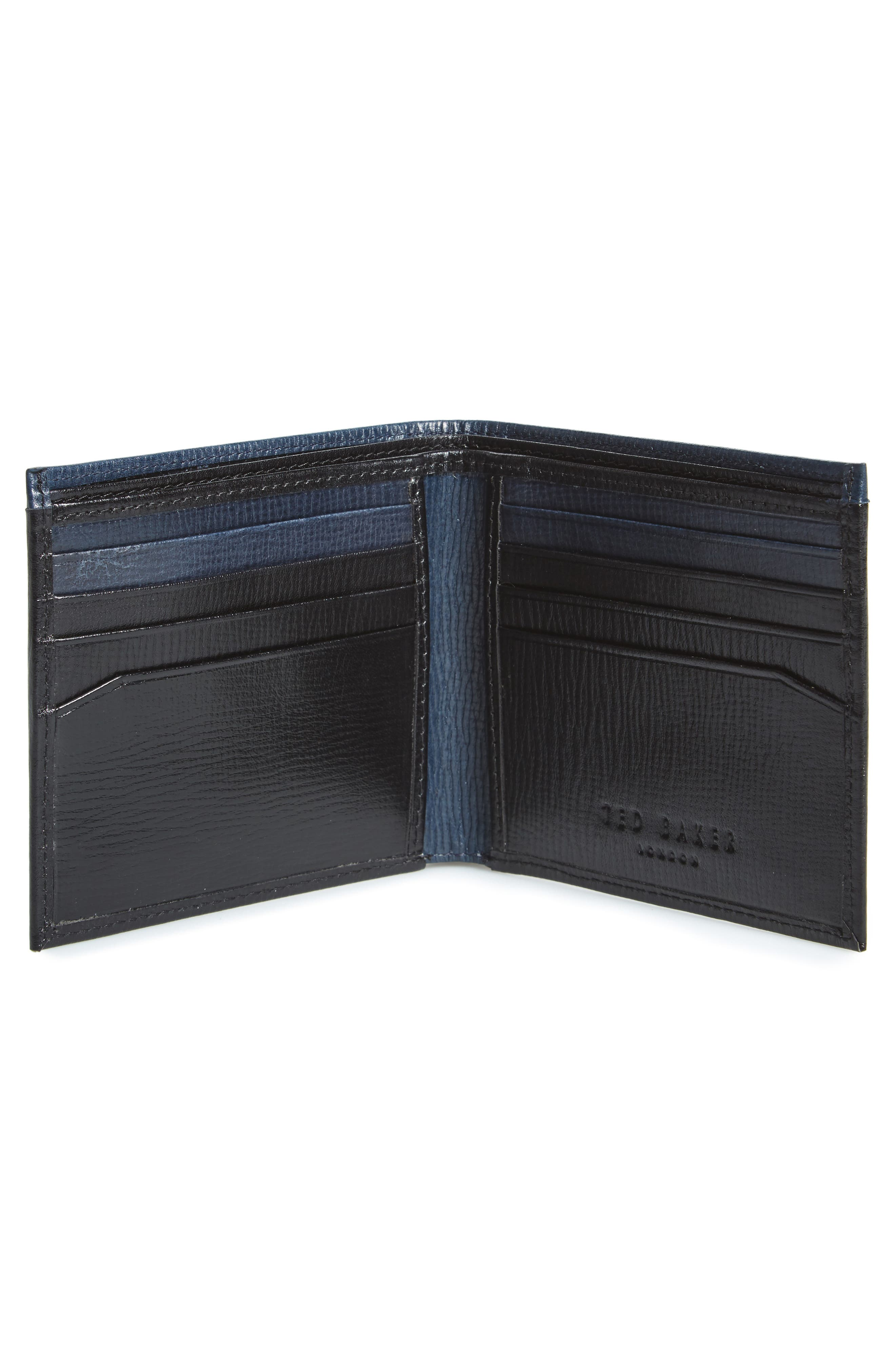 Alternate Image 2  - Ted Baker London Leather Wallet