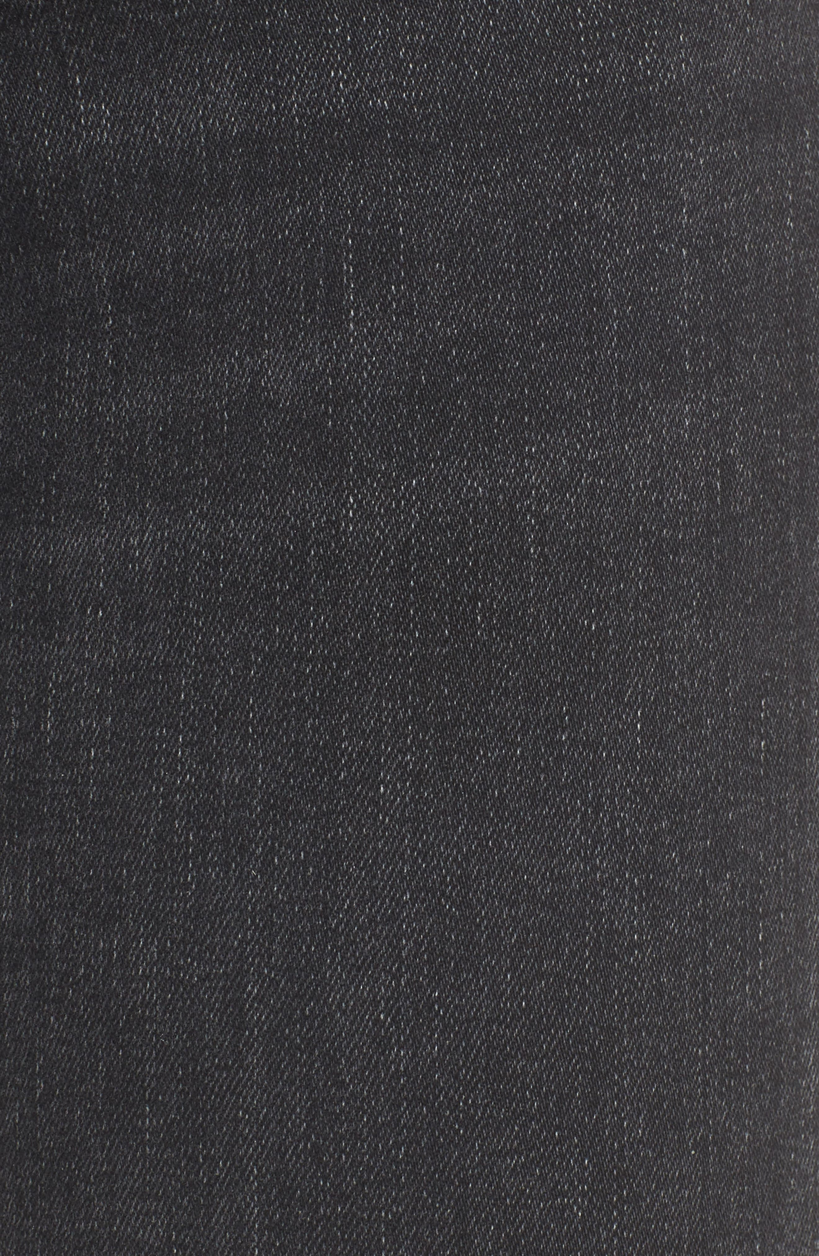 Krista Super Skinny Jeans,                             Alternate thumbnail 5, color,                             8Bit