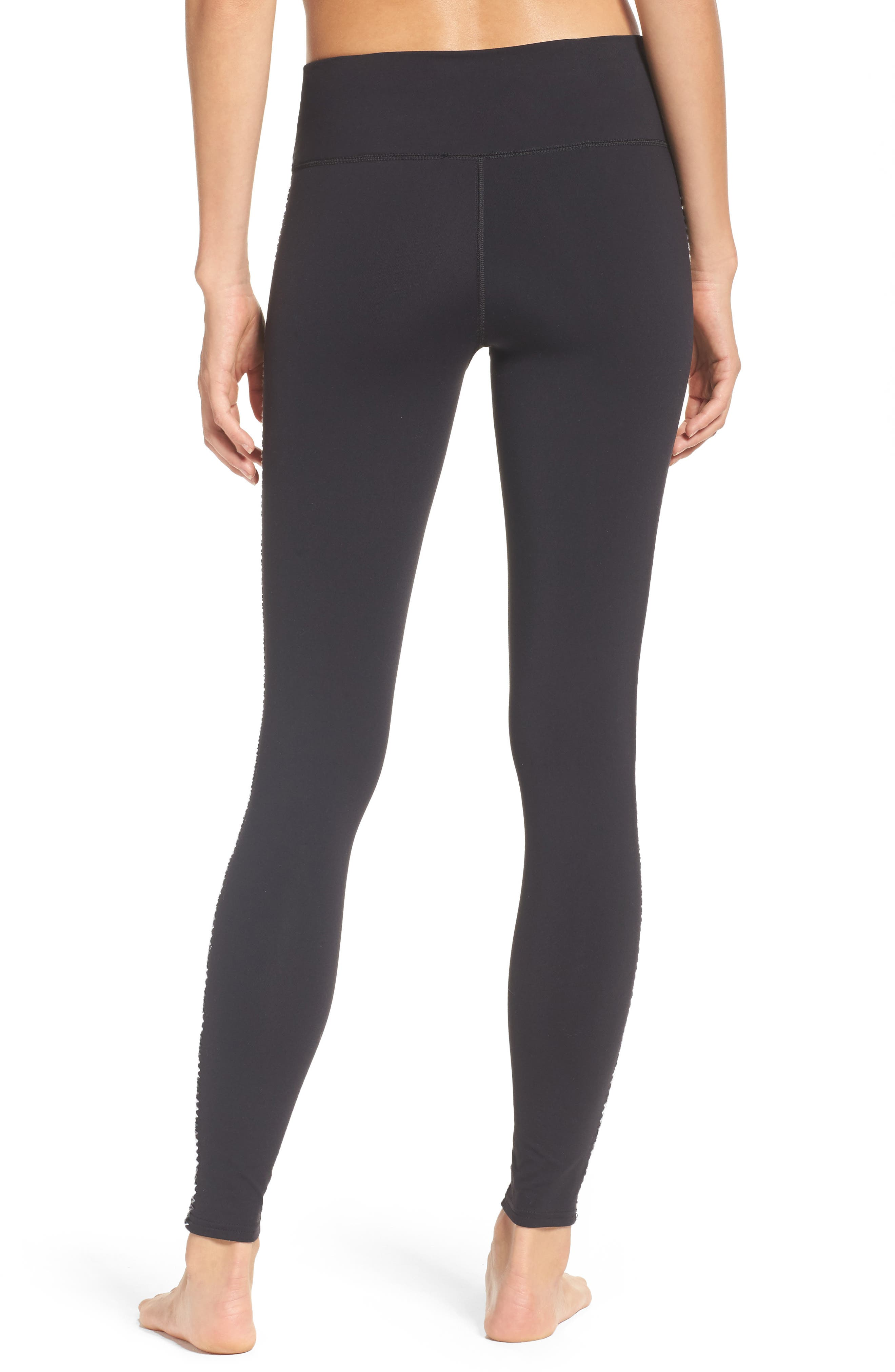 Alternate Image 2  - Free People Stitch in Time Leggings