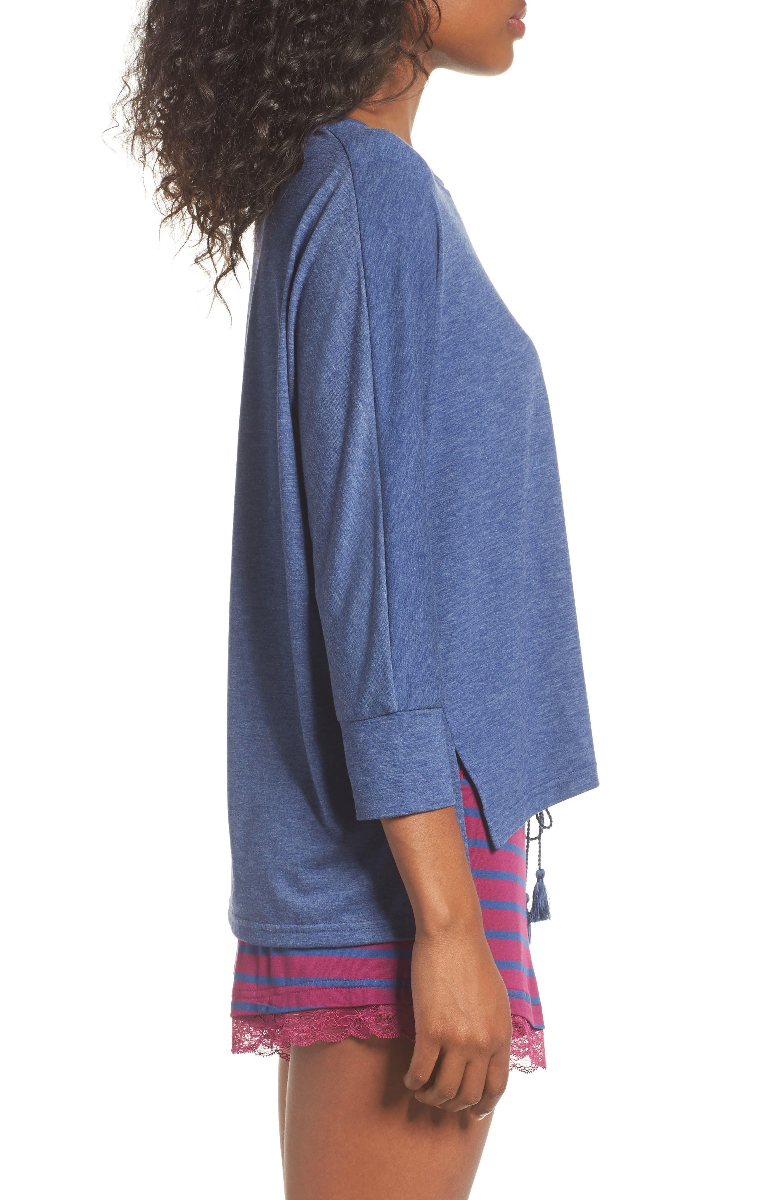 Alternate Image 3  - Honeydew Short Pajamas