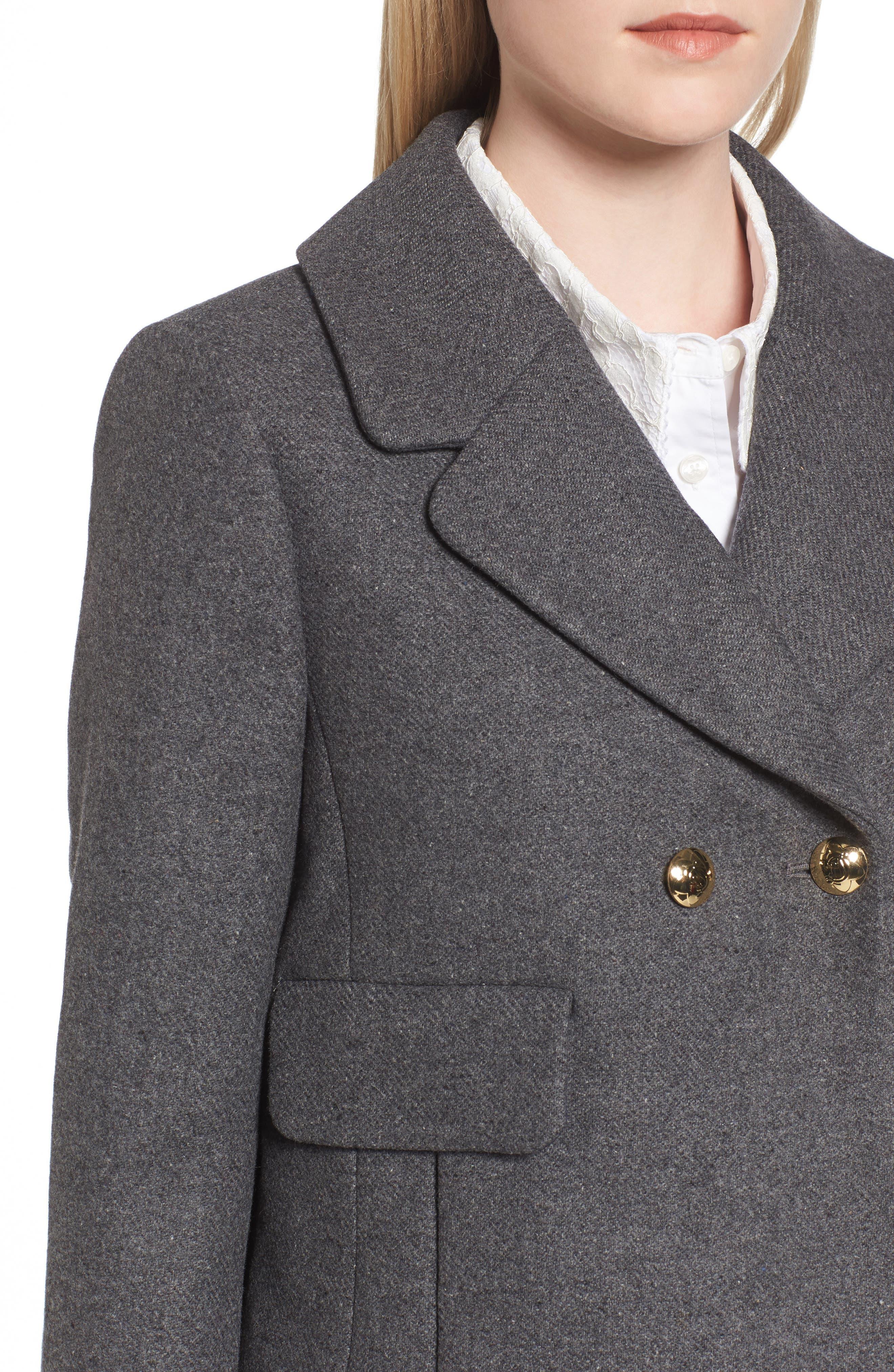 Alternate Image 4  - Draper James Campbell Short Coat