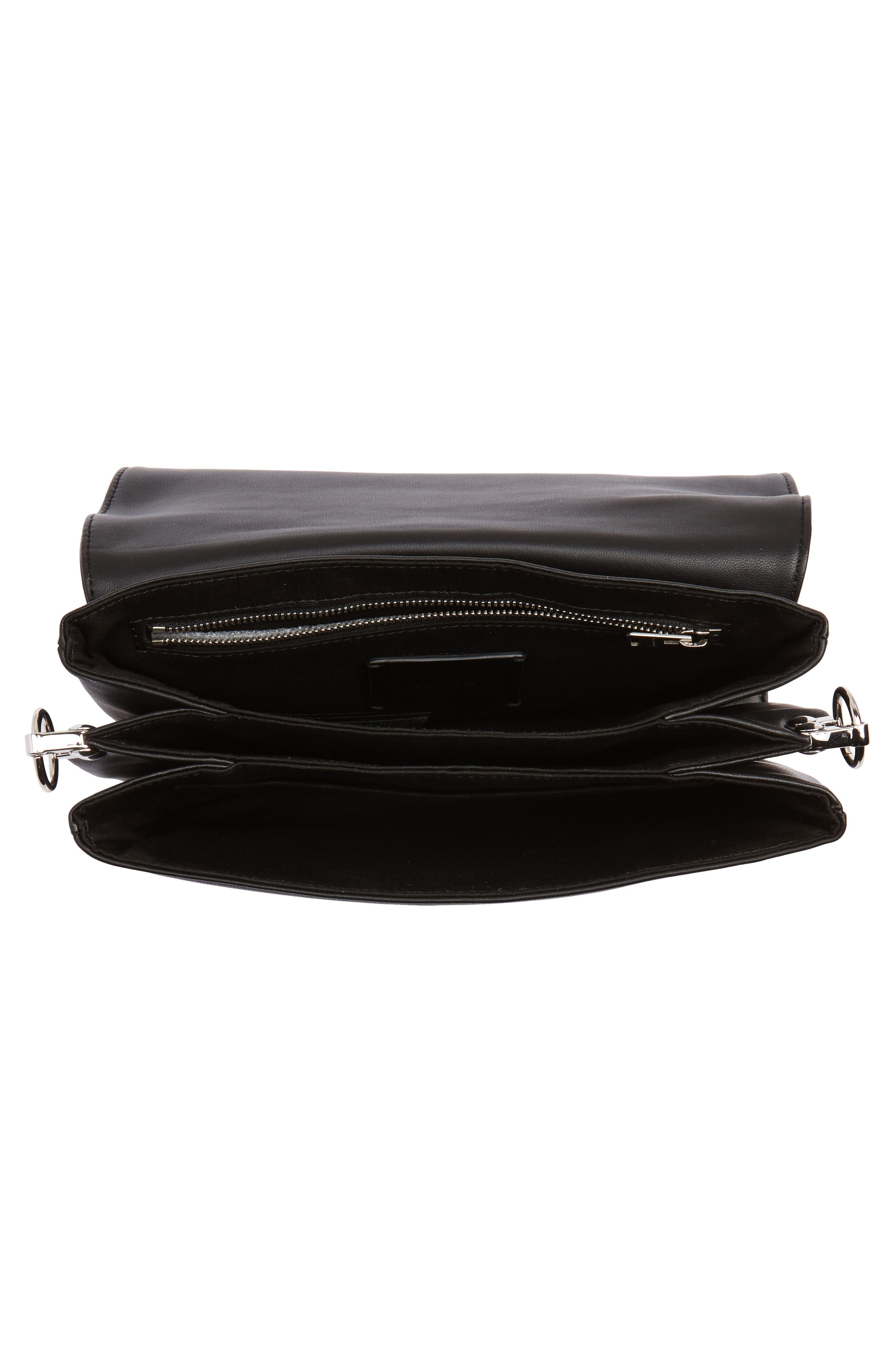 Alternate Image 3  - ALLSAINTS Zep Lambskin Leather Box Bag
