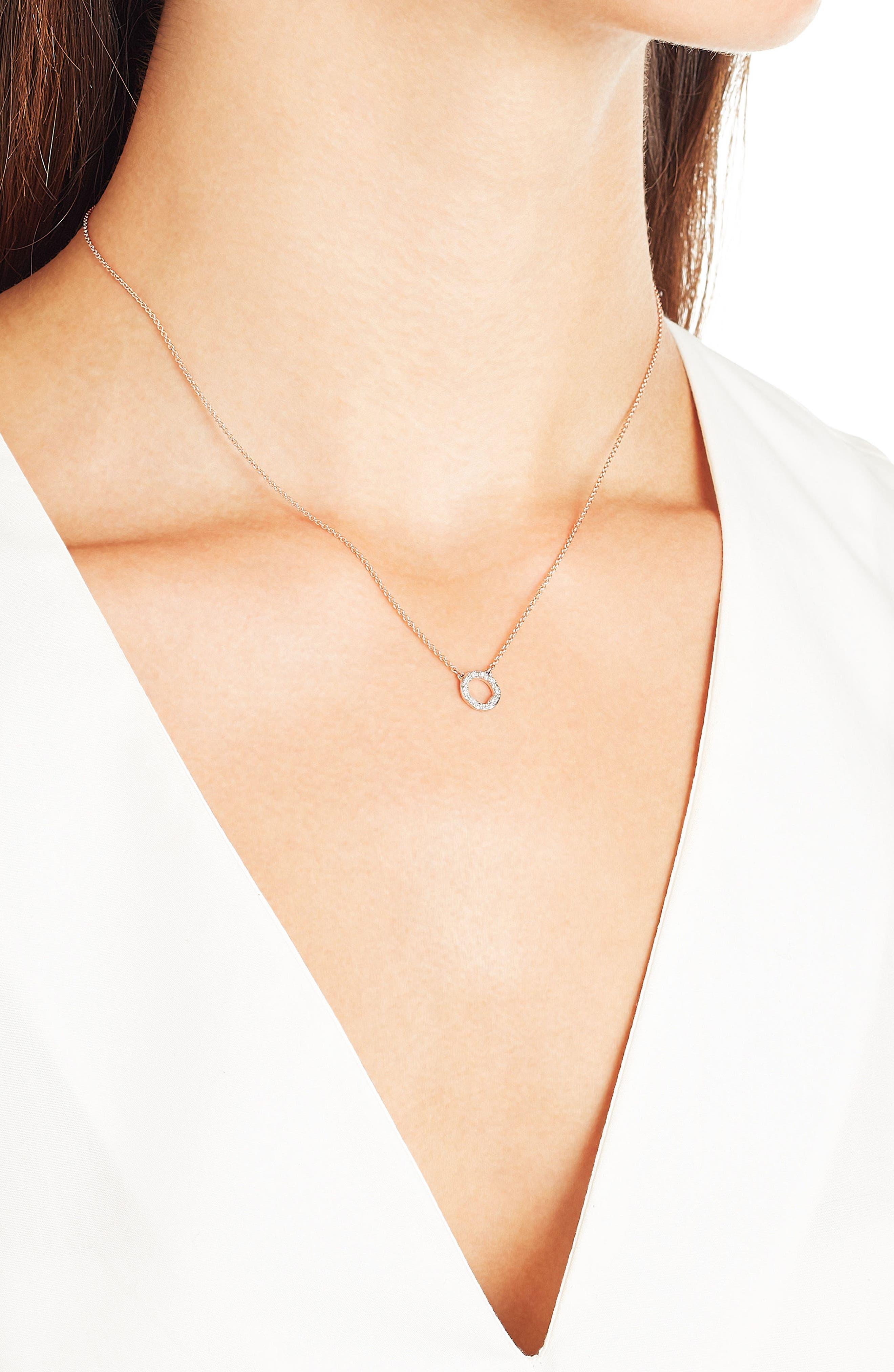 36a79d33914c4a Monica Vinader Delicate Necklaces for Women | Nordstrom