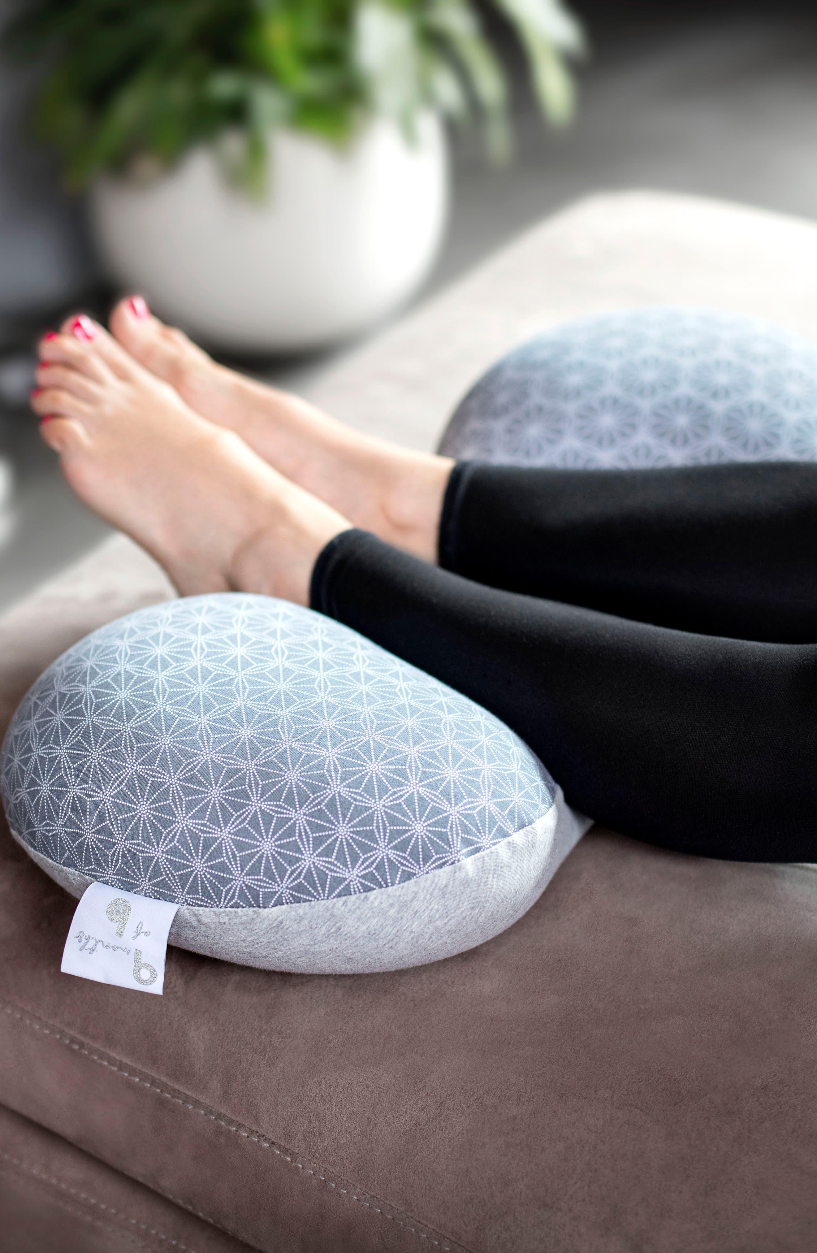Multiuse Ergonomic Maternity Pillow,                             Alternate thumbnail 8, color,                             Dotwork