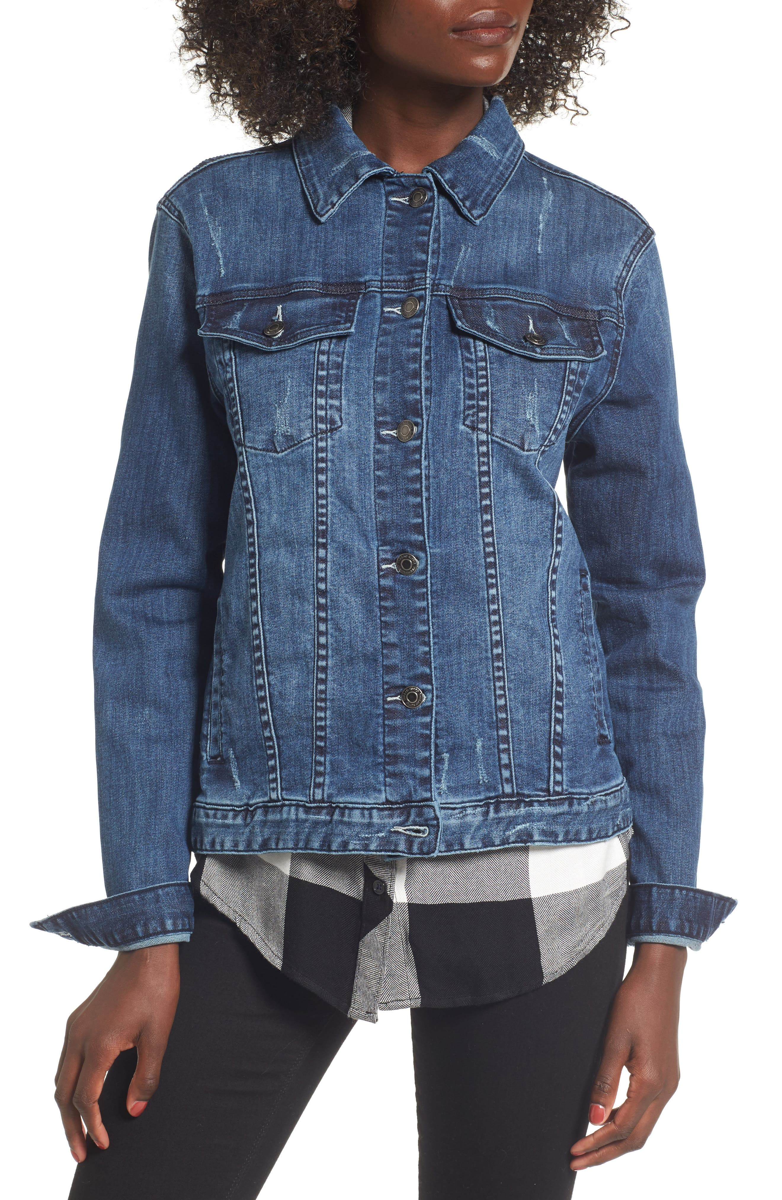 Thread & Supply Shay Denim Jacket