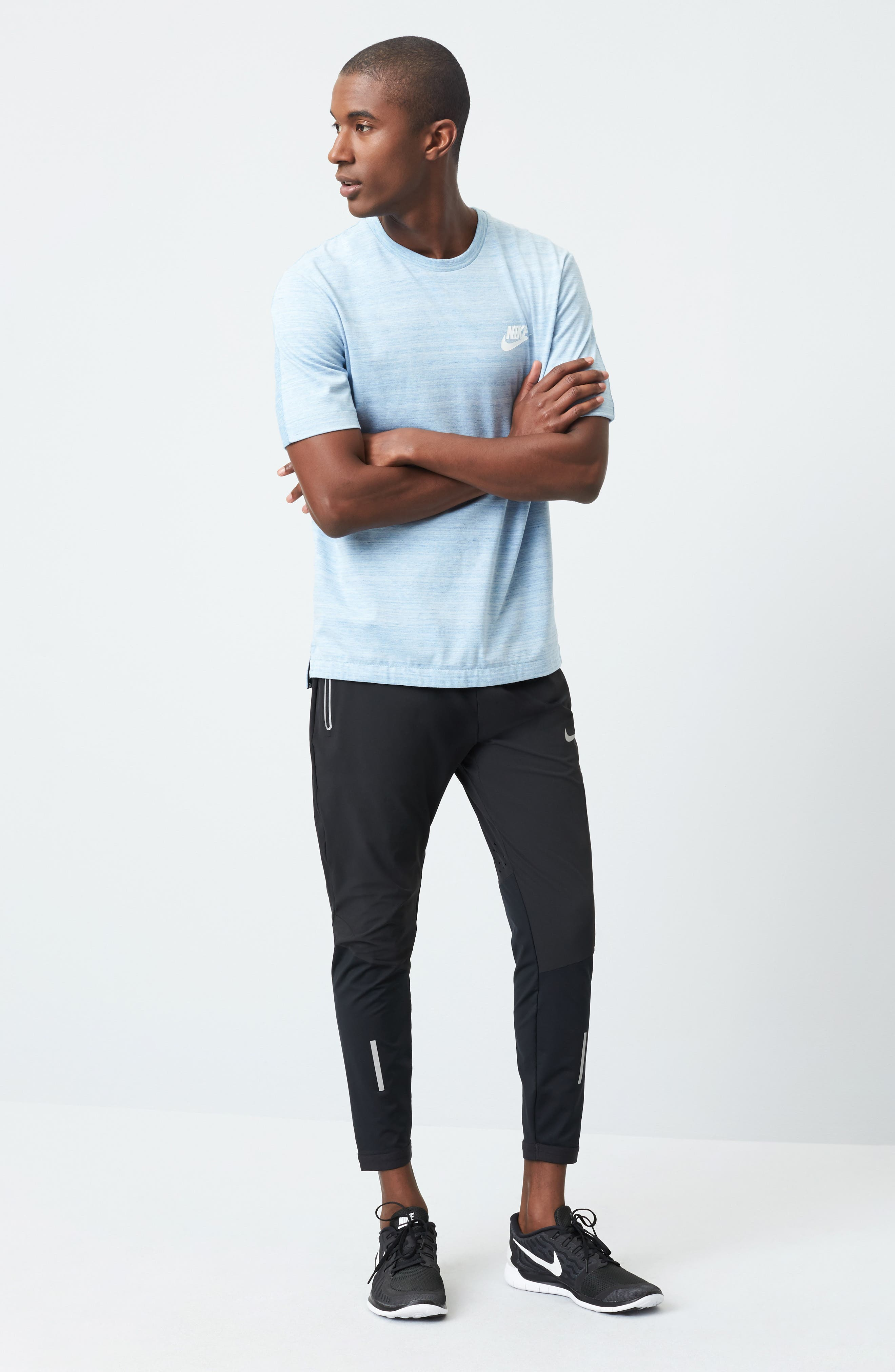 Alternate Image 7  - Nike Flex Running Pants
