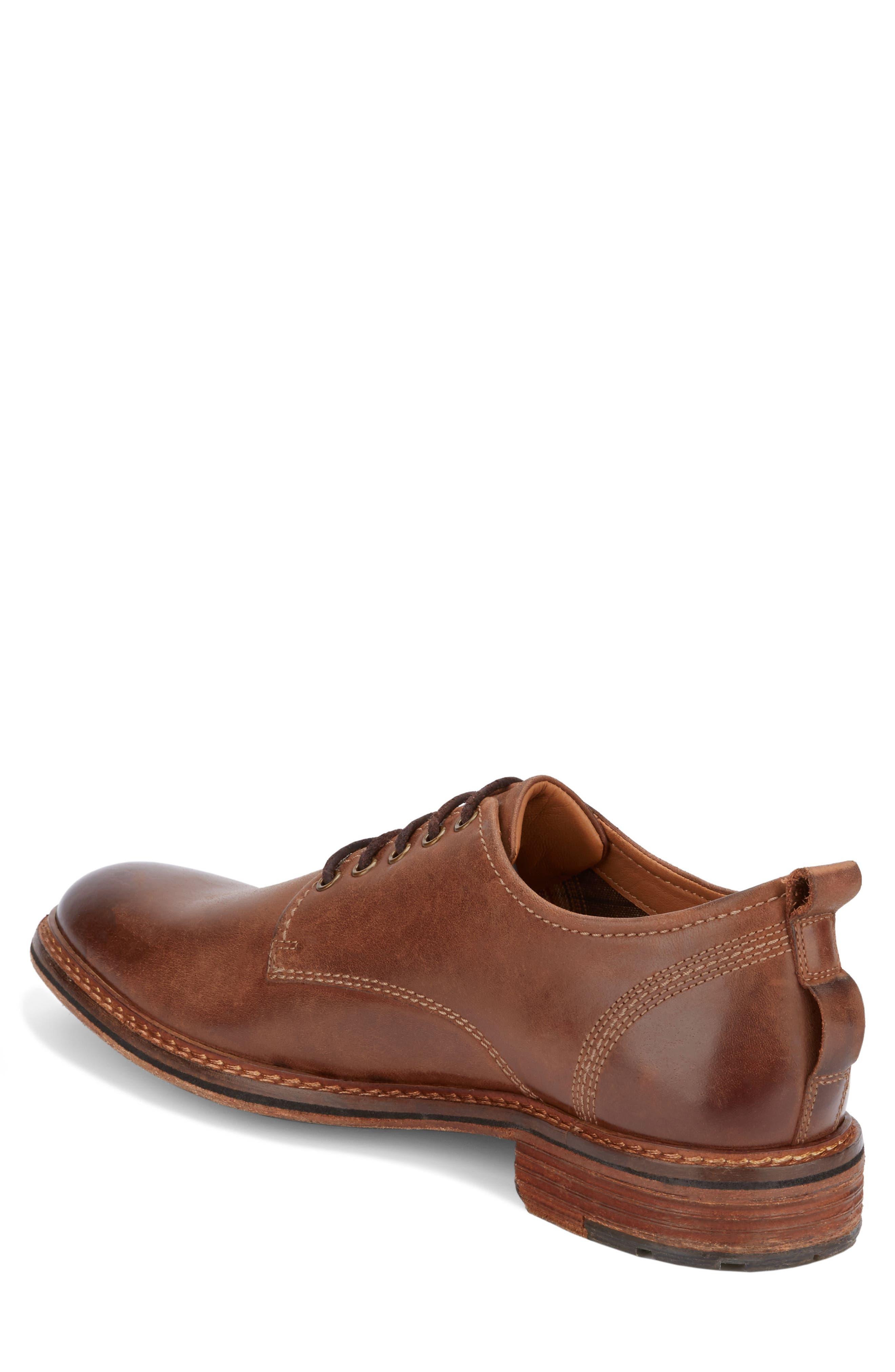 Alternate Image 2  - G.H. Bass Hanson Plain Toe Derby (Men)